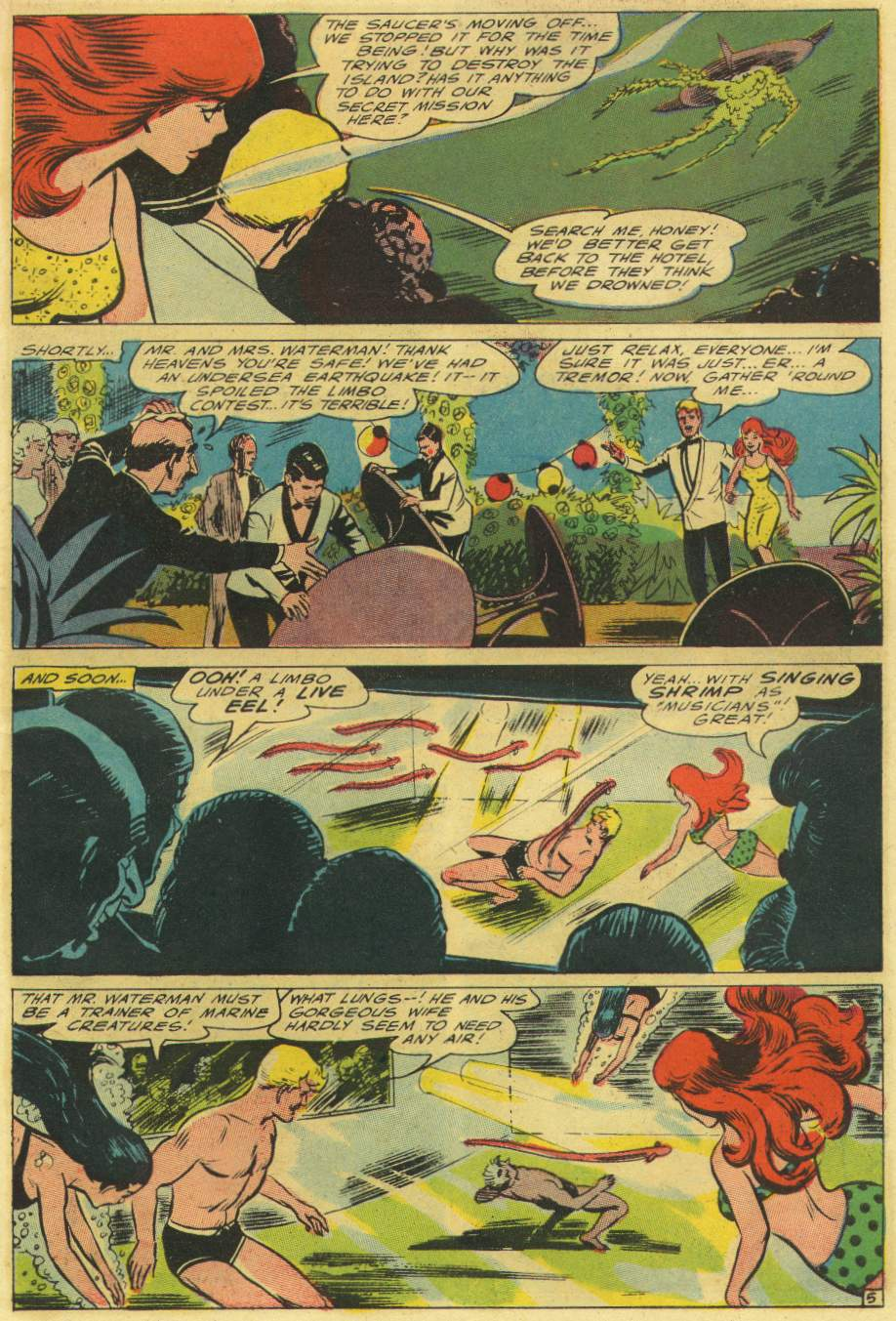 Aquaman (1962) Issue #26 #26 - English 7