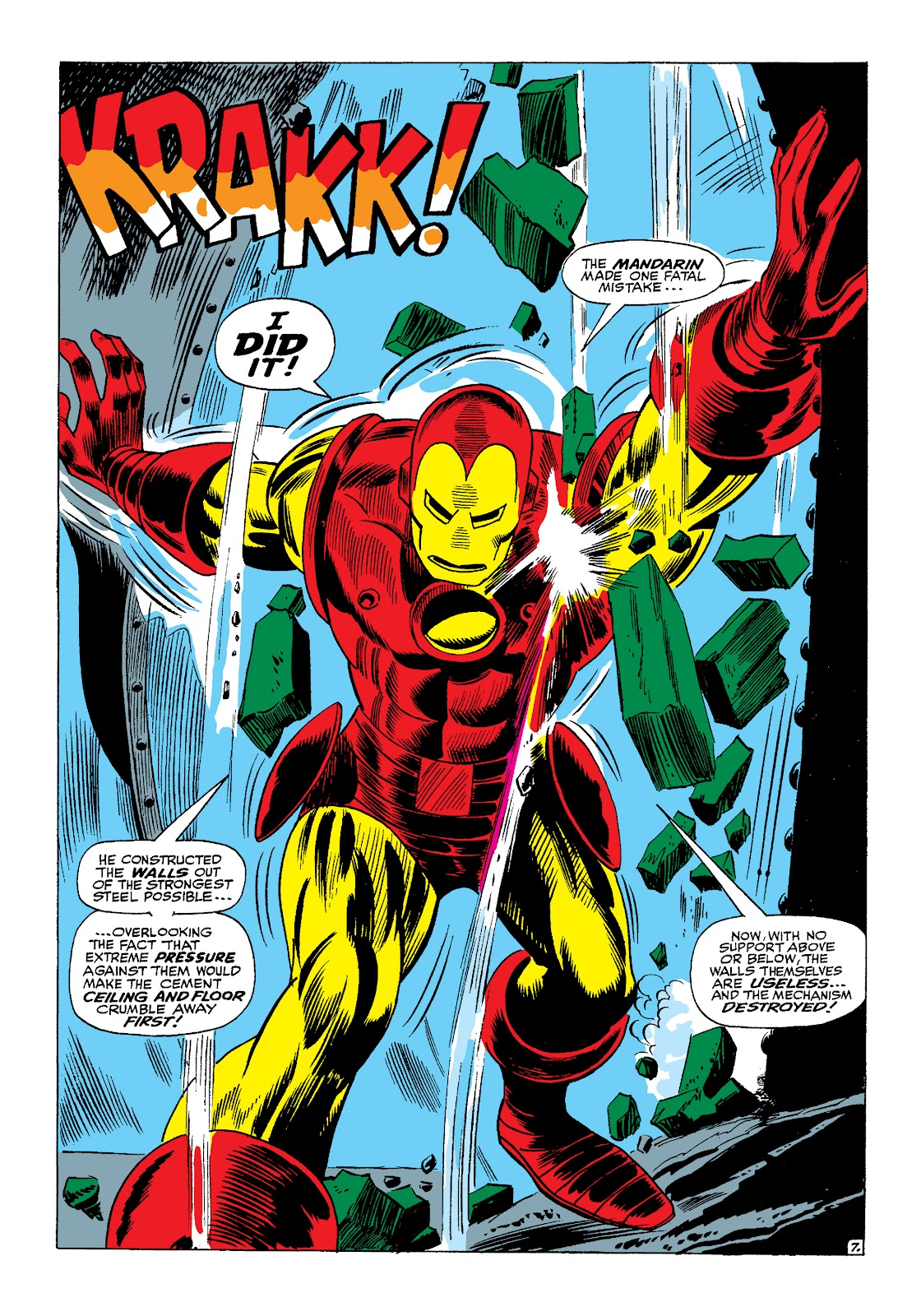 Read online Marvel Masterworks: The Invincible Iron Man comic -  Issue # TPB 4 (Part 1) - 39