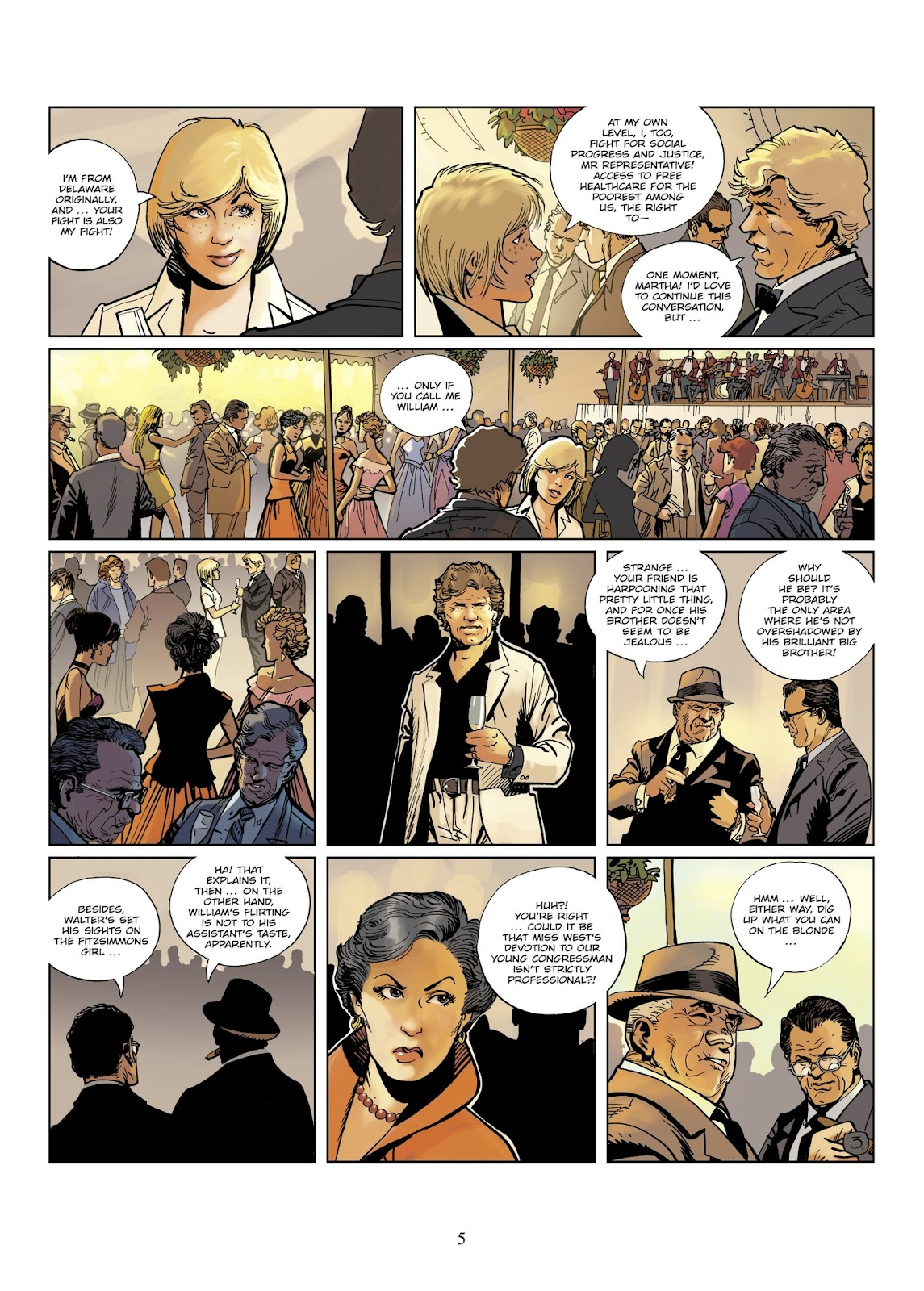 XIII Mystery issue 8 - Page 7