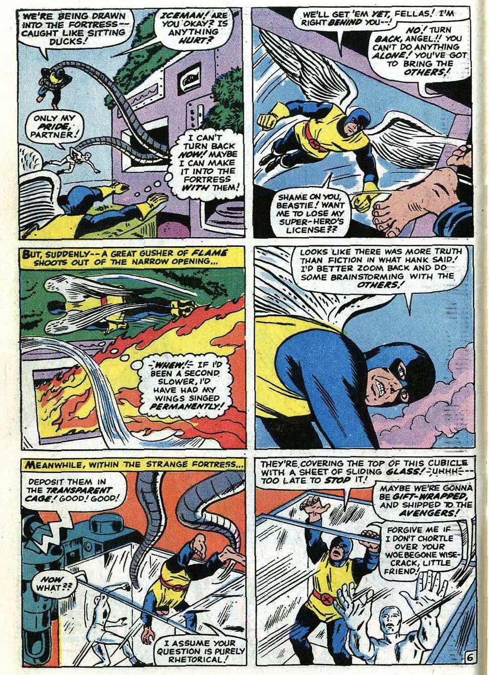 Uncanny X-Men (1963) 68 Page 31