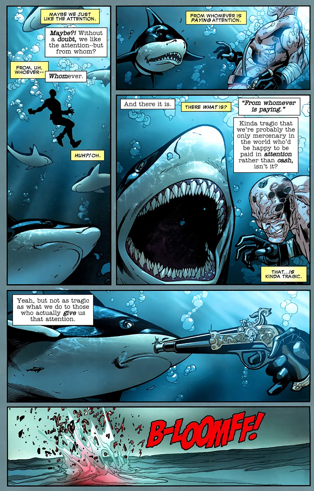 Read online Deadpool (2008) comic -  Issue #15 - 6
