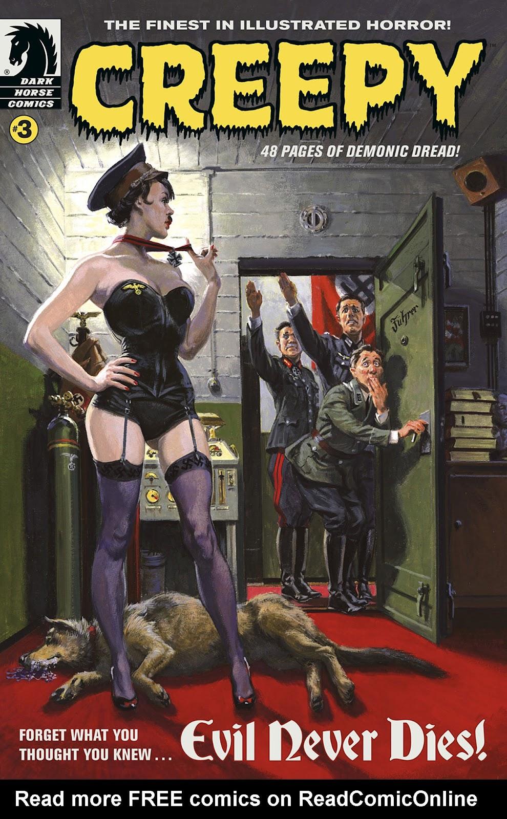 Creepy (2009) Issue #3 #3 - English 1