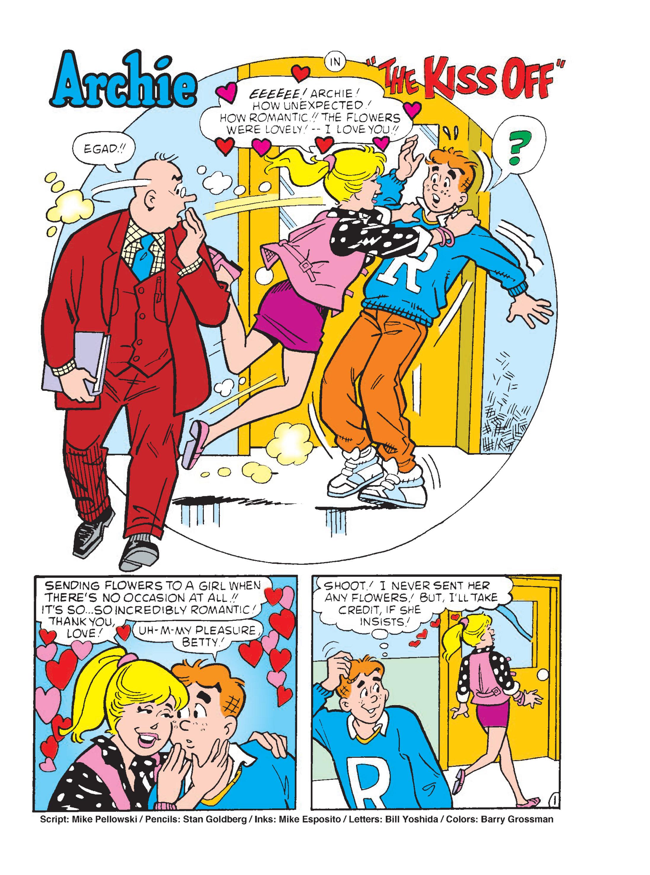 Read online Archie 1000 Page Comics Blowout! comic -  Issue # TPB (Part 1) - 132