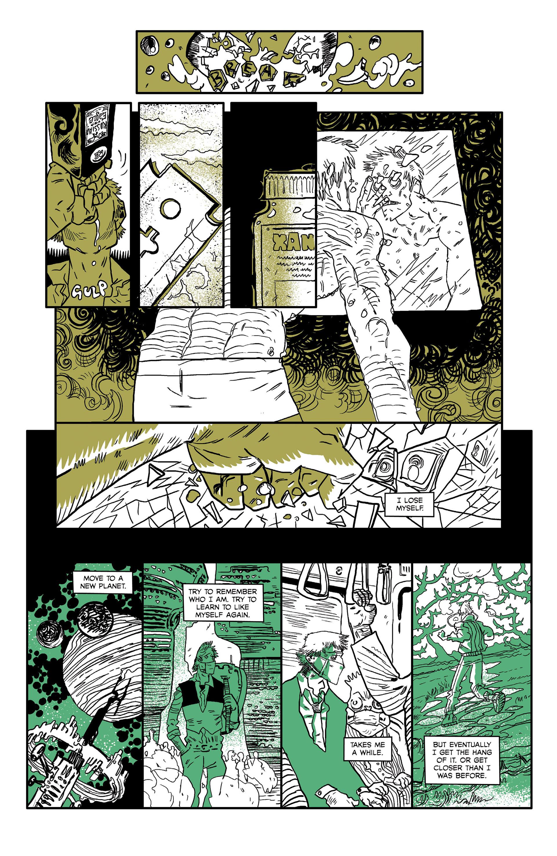 Read online Shutter comic -  Issue #6 - 27