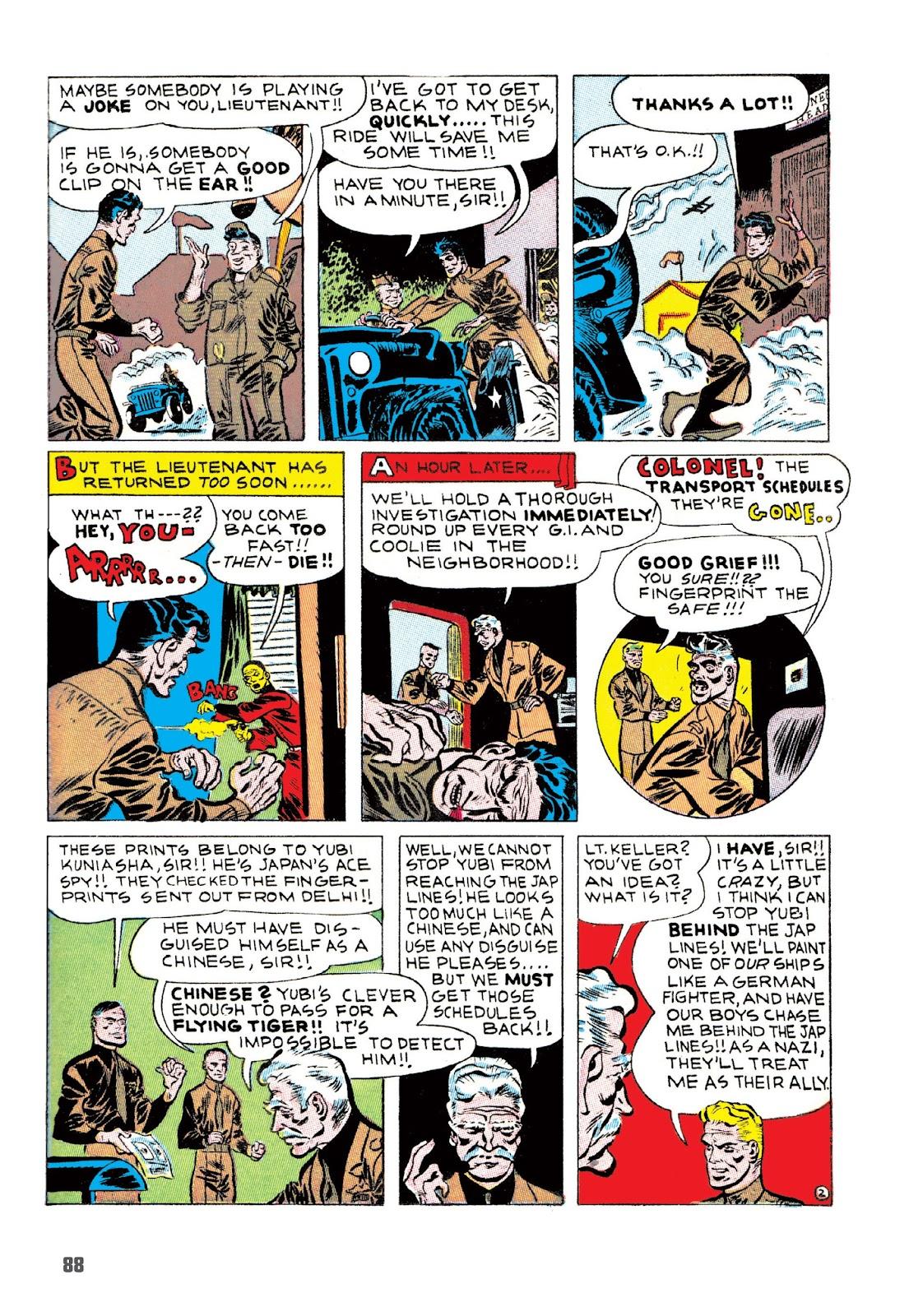 Read online The Joe Kubert Archives comic -  Issue # TPB (Part 1) - 99