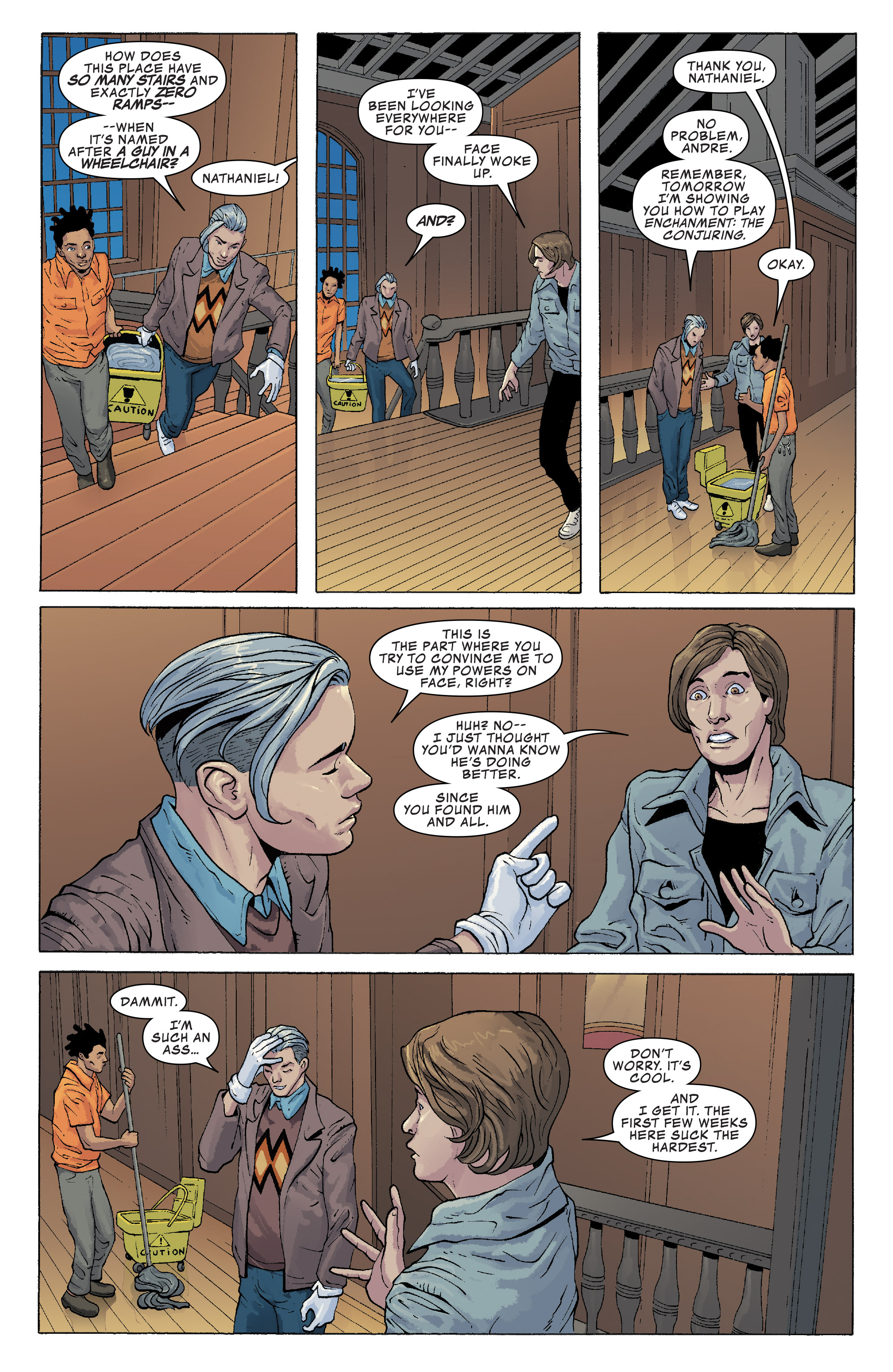 Read online Generation X (2017) comic -  Issue #3 - 14