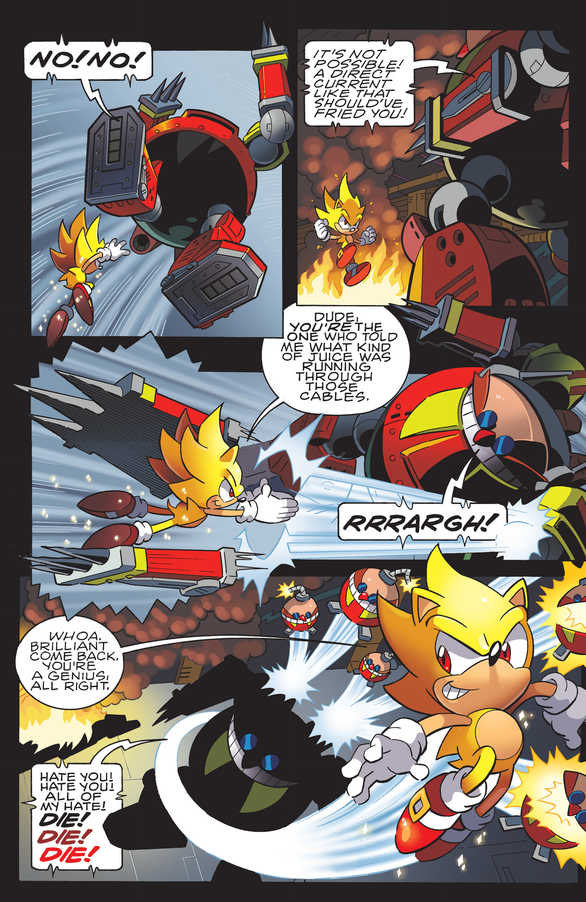 Read online Sonic Mega Man Worlds Collide comic -  Issue # Vol 3 - 38