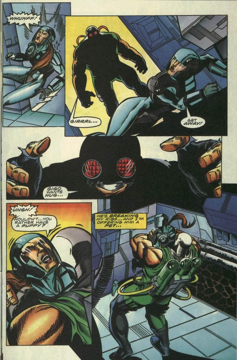 Read online Secret Weapons comic -  Issue #17 - 14