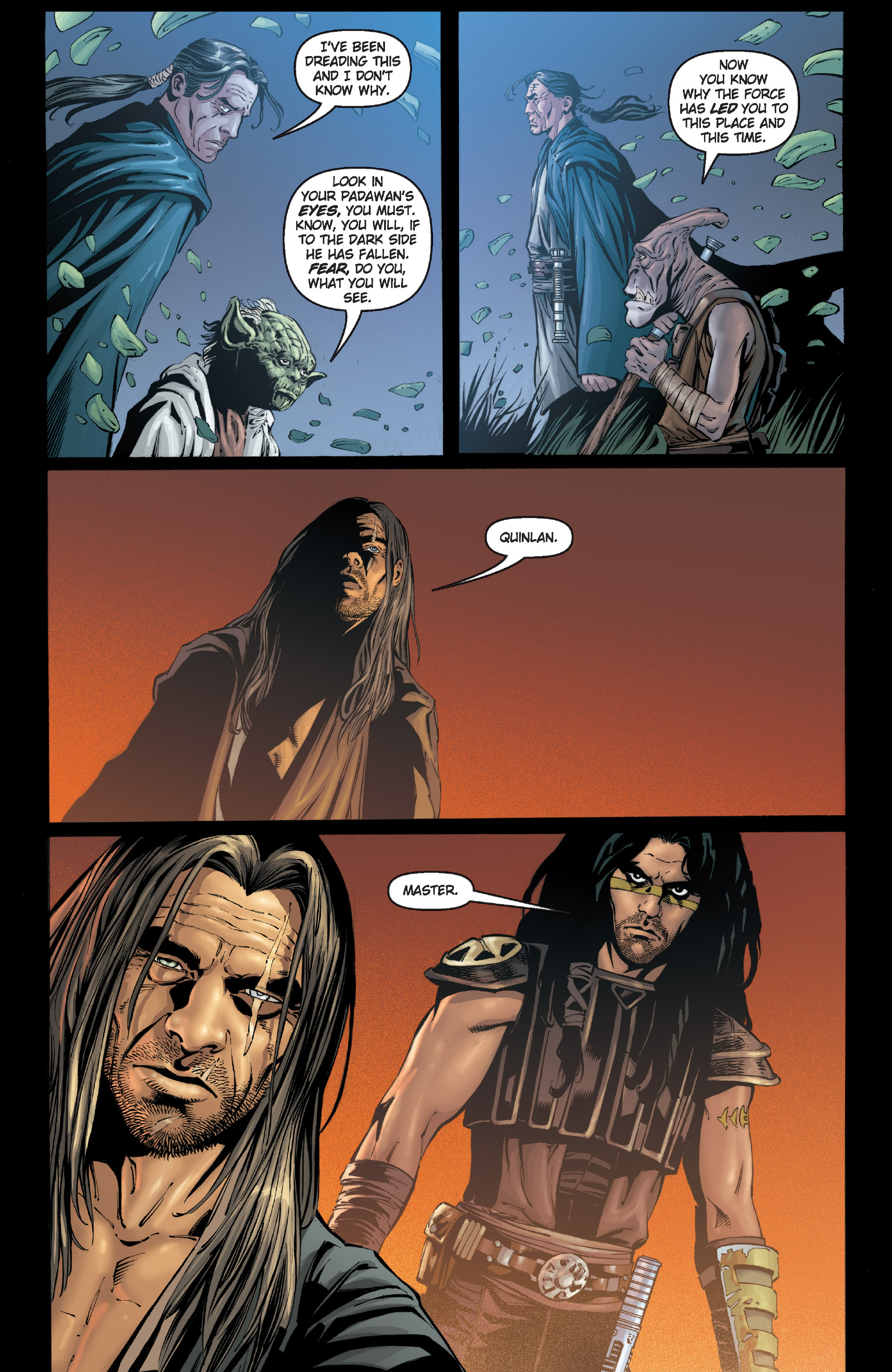 Read online Star Wars Omnibus comic -  Issue # Vol. 26 - 288