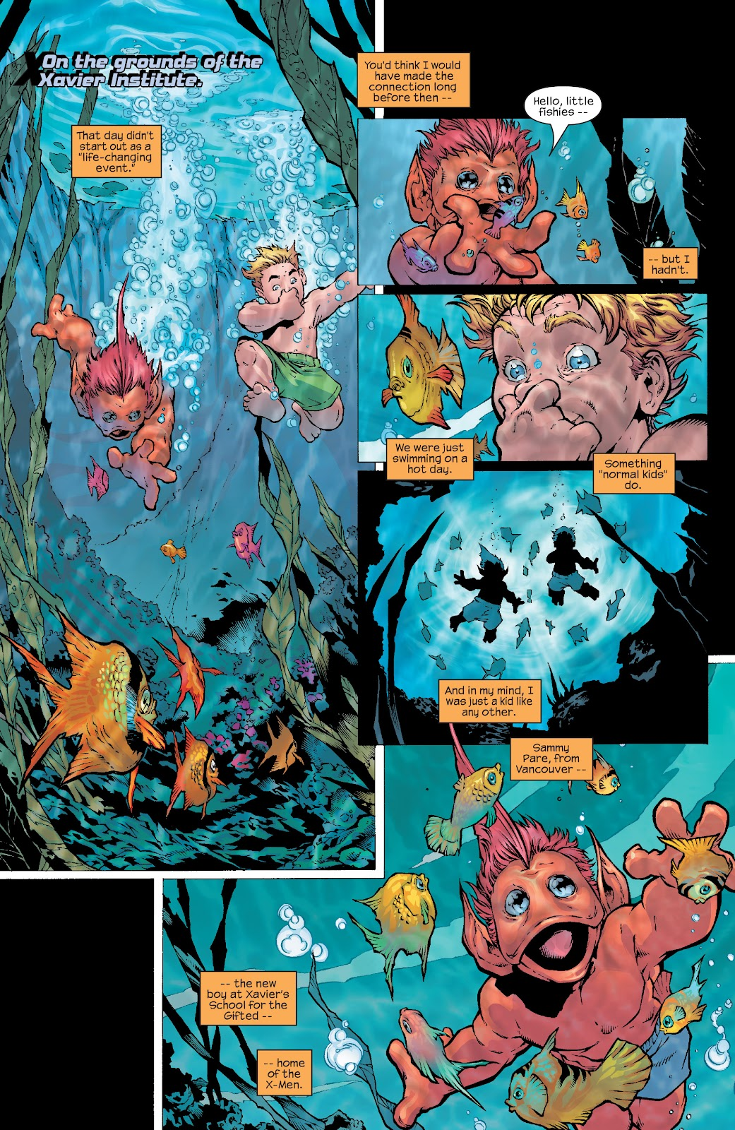 Read online X-Men: Unstoppable comic -  Issue # TPB (Part 2) - 73
