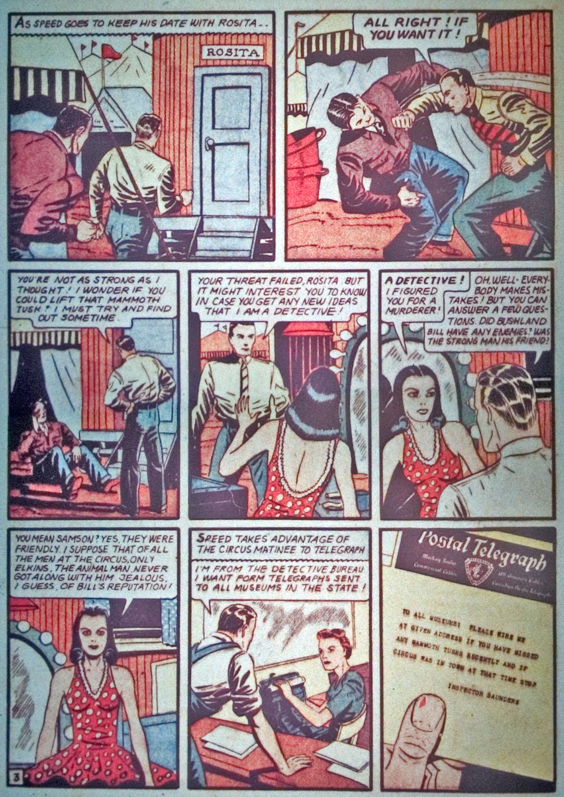 Read online Detective Comics (1937) comic -  Issue #31 - 38