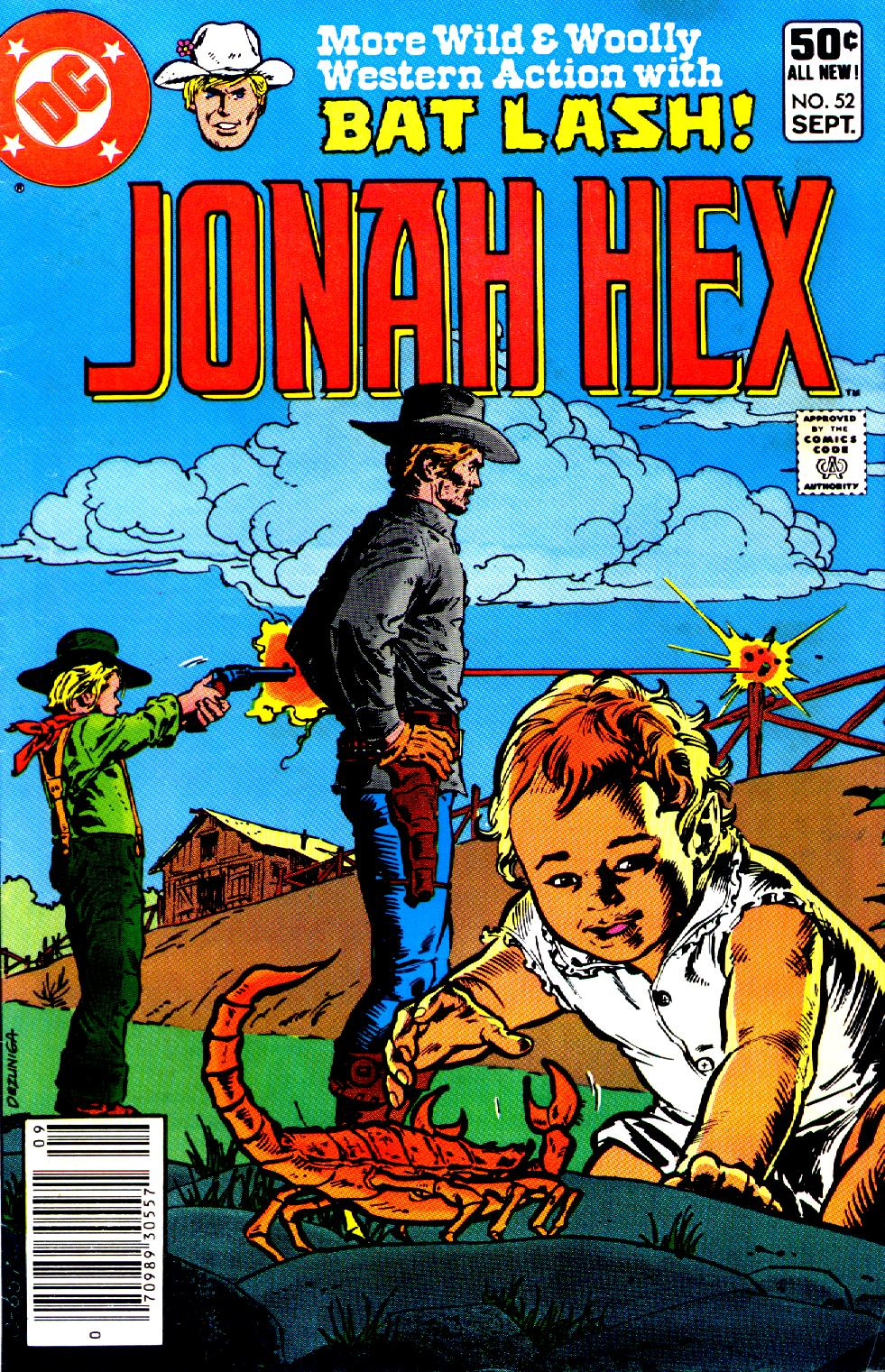 Jonah Hex (1977) 52 Page 1