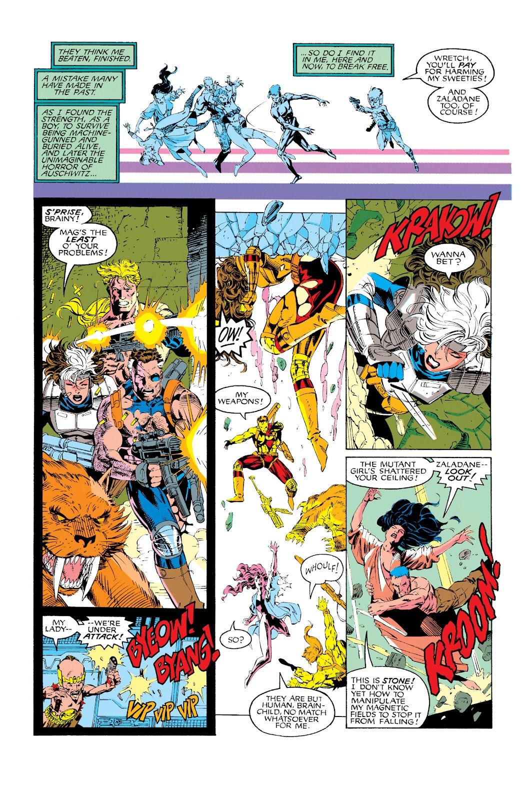Uncanny X-Men (1963) issue 275 - Page 27