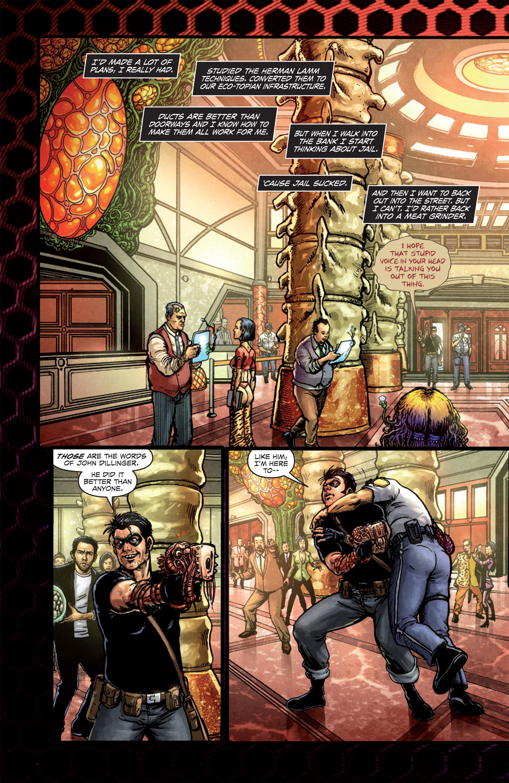 Read online Ballistic (2013) comic -  Issue #1 - 20