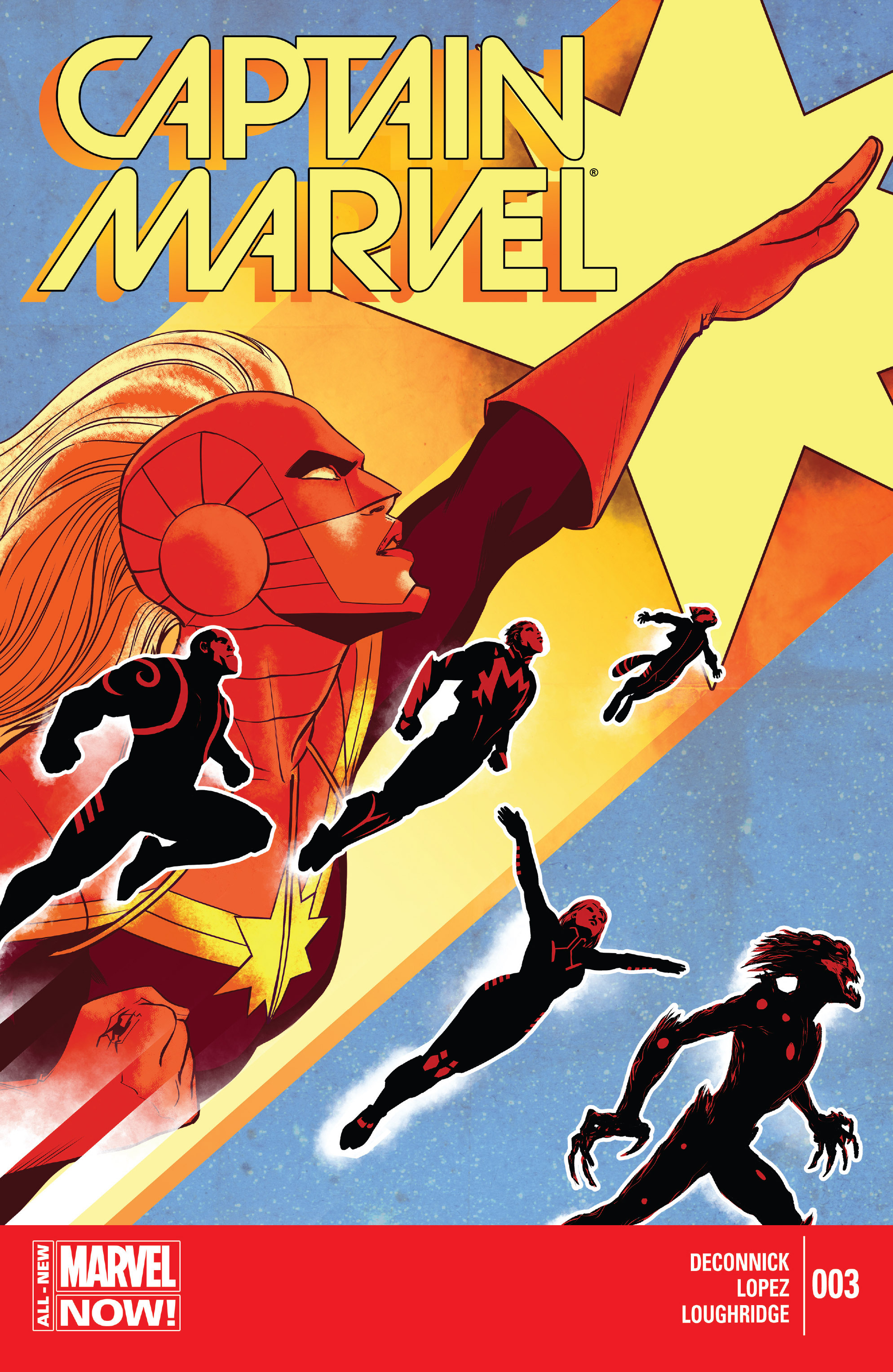 Captain Marvel (2014) 3 Page 1