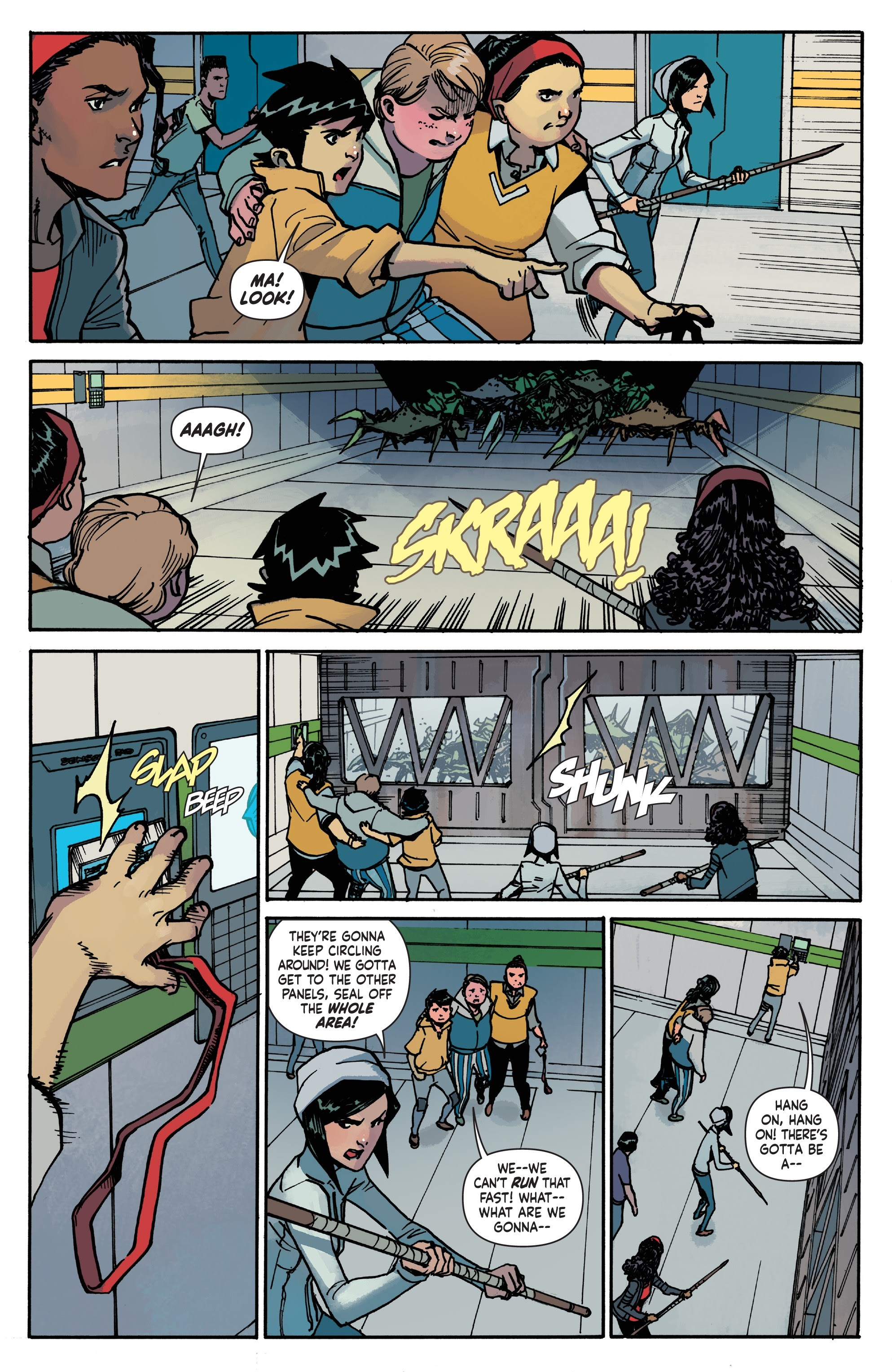 Mech Cadet Yu #_TPB_2 #15 - English 38