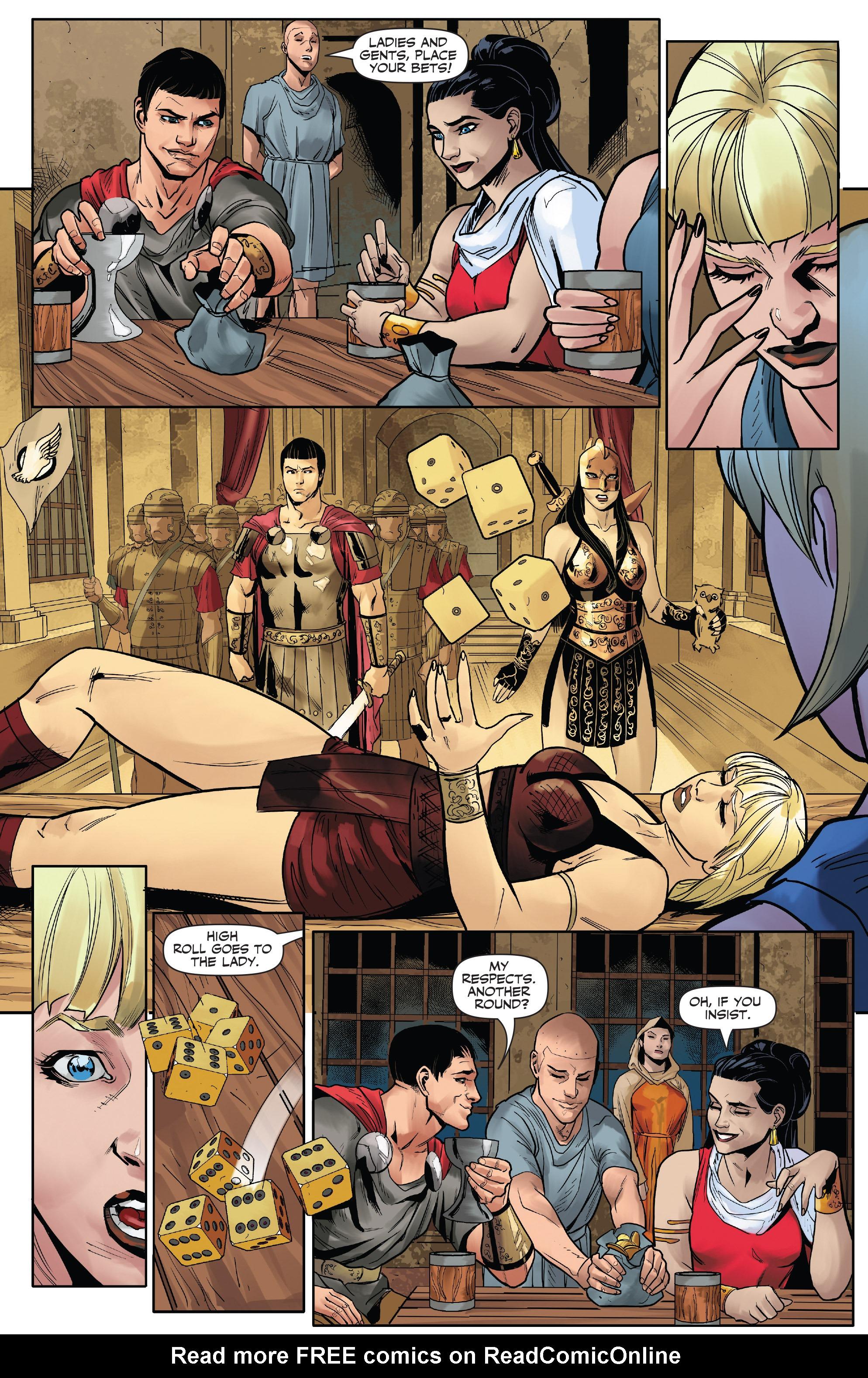 Read online Xena: Warrior Princess (2016) comic -  Issue #3 - 11