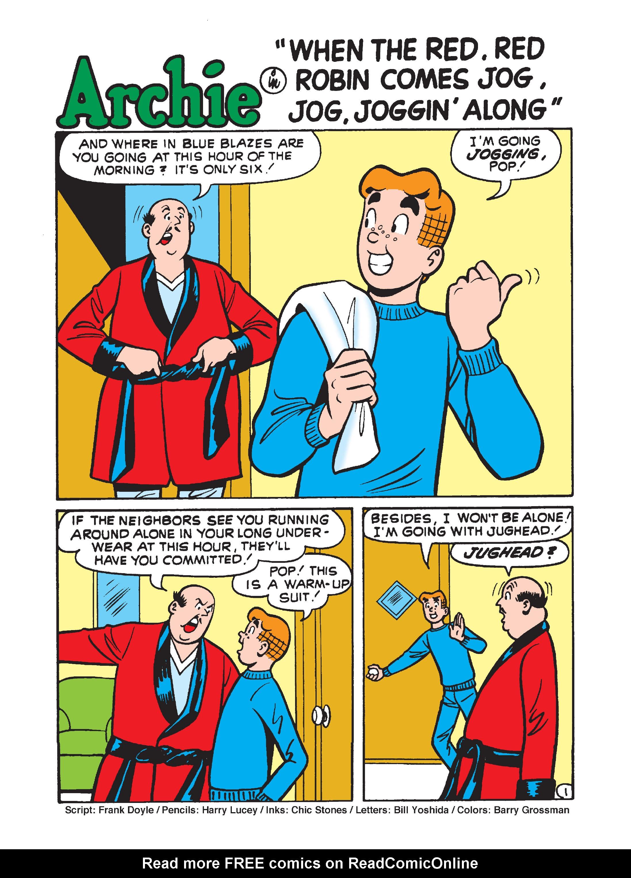 Read online Archie 1000 Page Comics Bonanza comic -  Issue #1 (Part 2) - 58