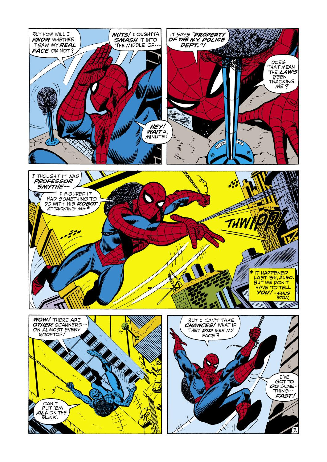 The Amazing Spider-Man (1963) 106 Page 3