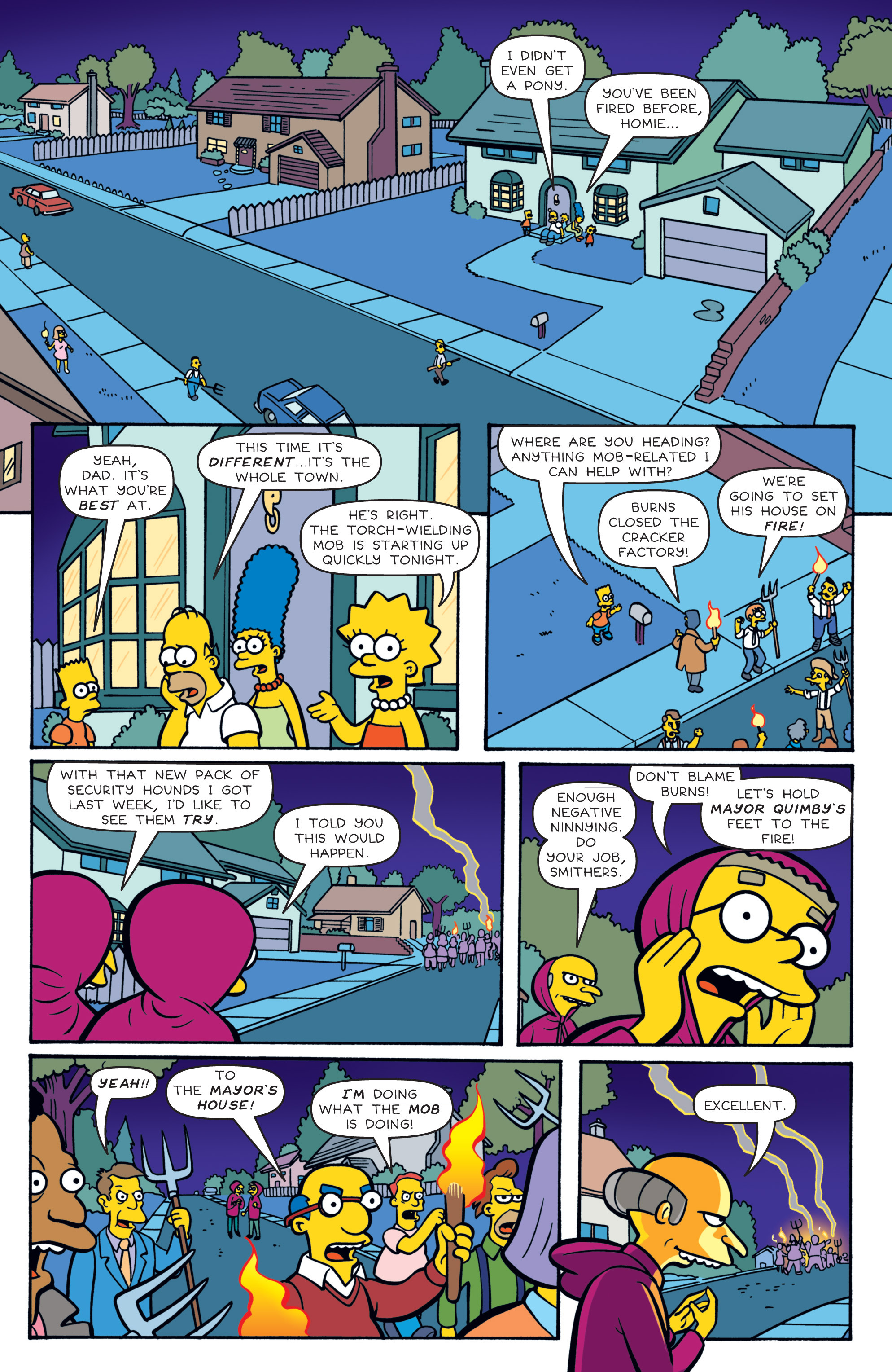 Read online Simpsons Comics comic -  Issue #180 - 6