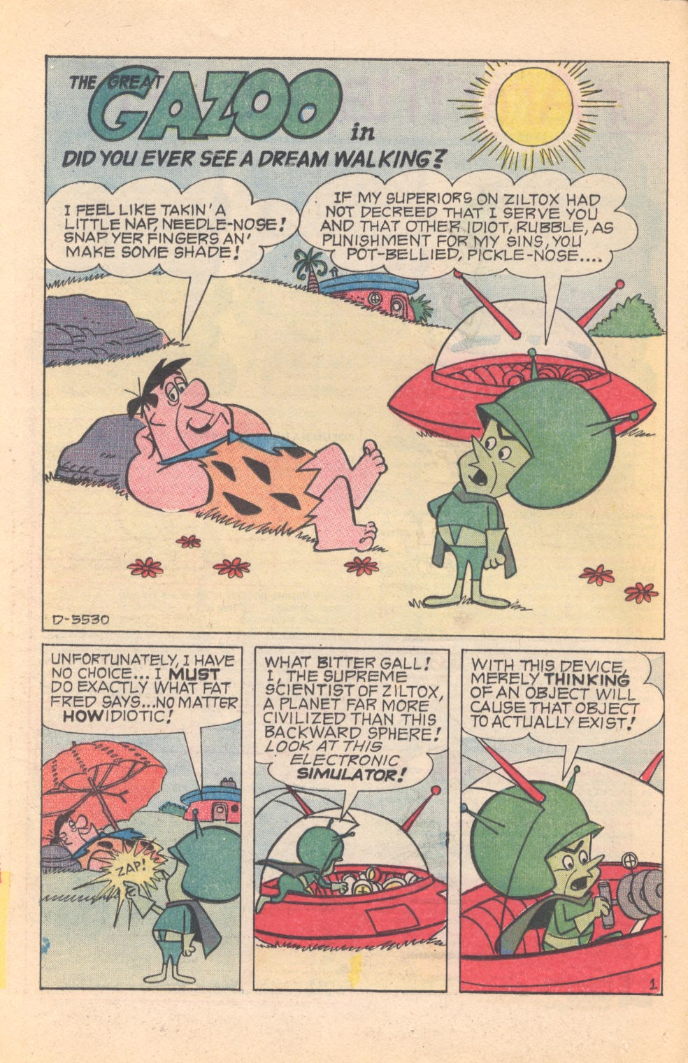 Great Gazoo issue 3 - Page 19