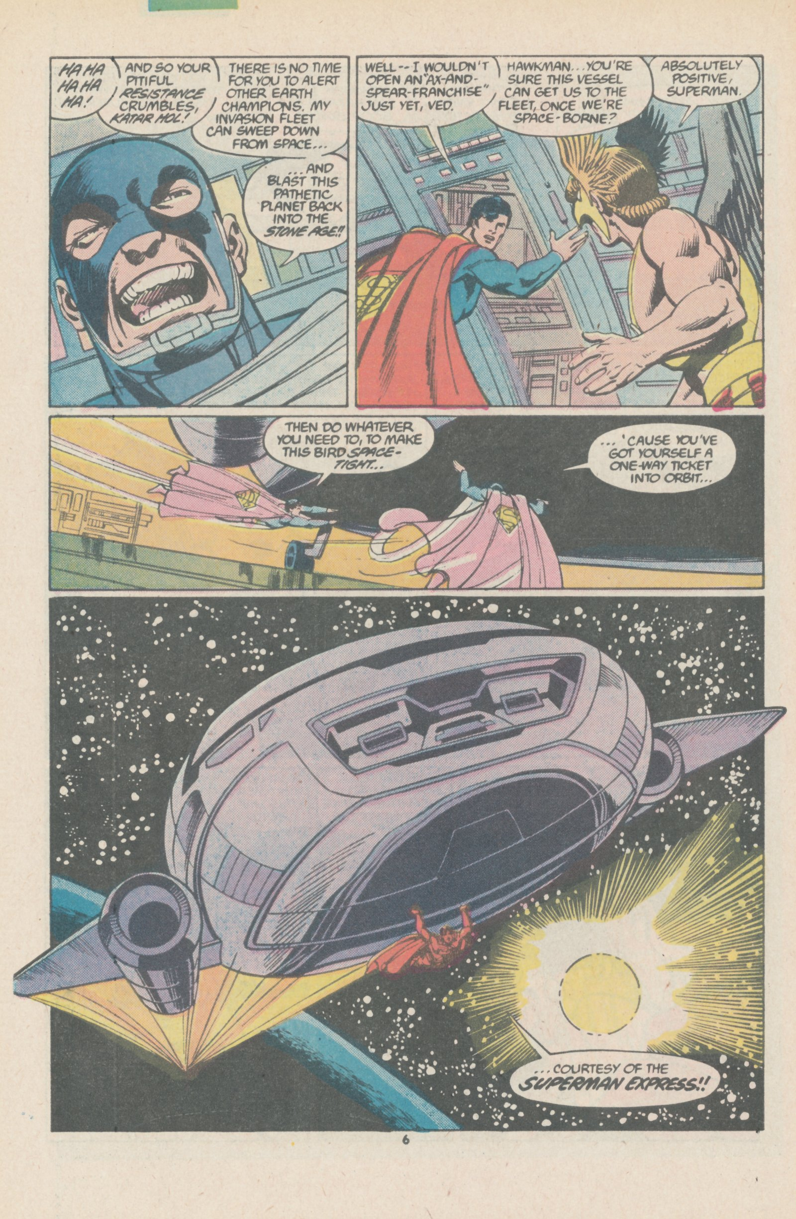 Read online Action Comics (1938) comic -  Issue #588 - 10