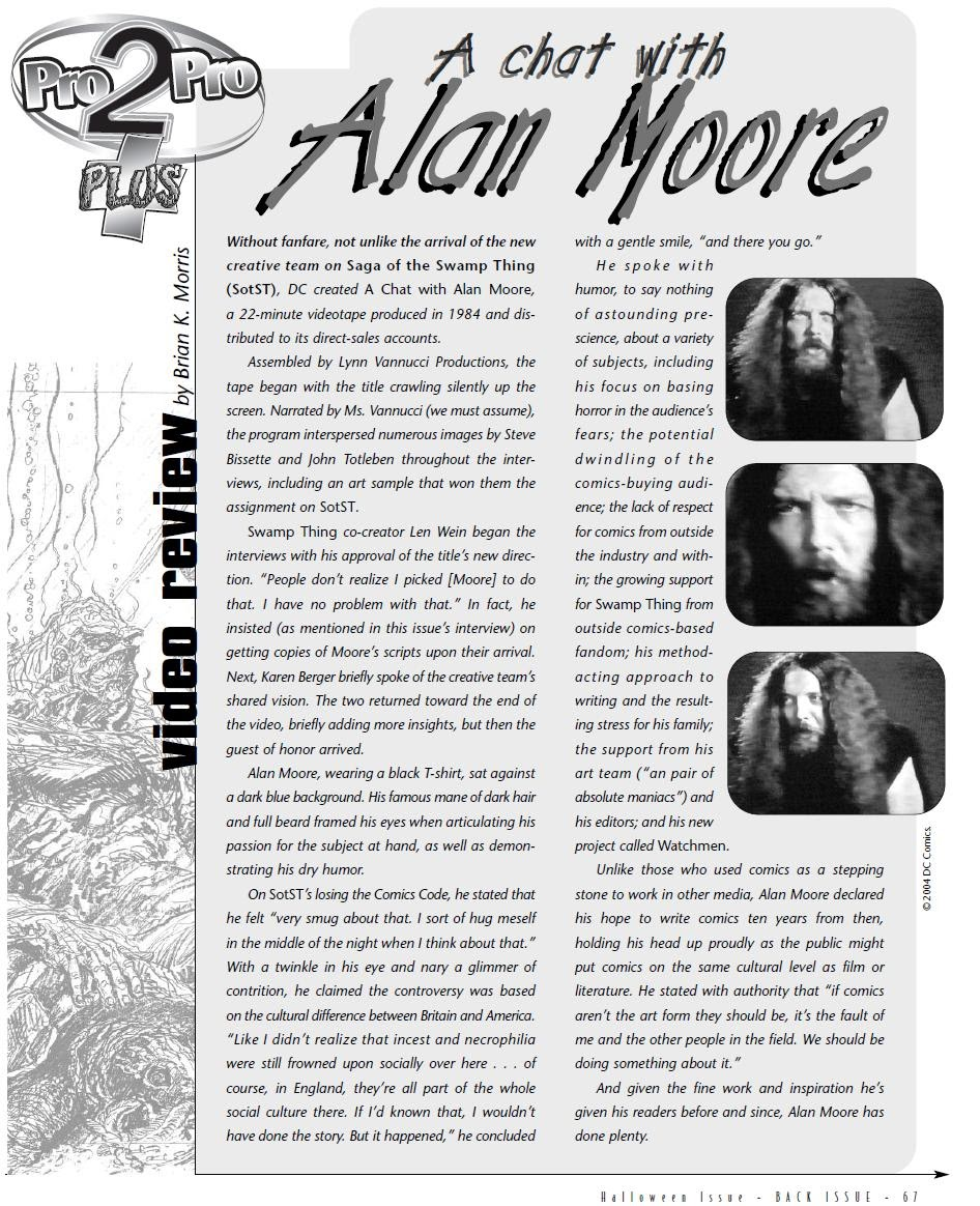 Back Issue issue 6 - Page 68