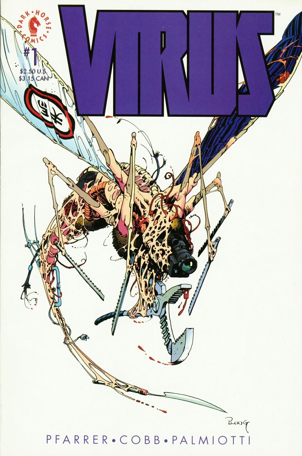 Virus 1 Page 1