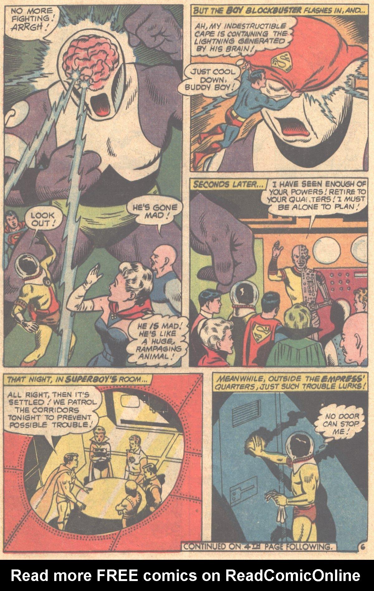 Read online Adventure Comics (1938) comic -  Issue #353 - 8