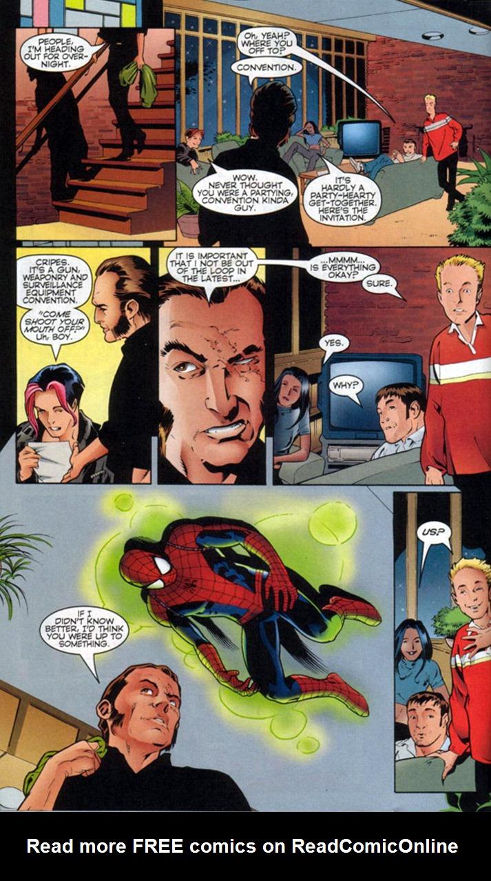 Read online Spider-Man/Gen13 comic -  Issue # Full - 21