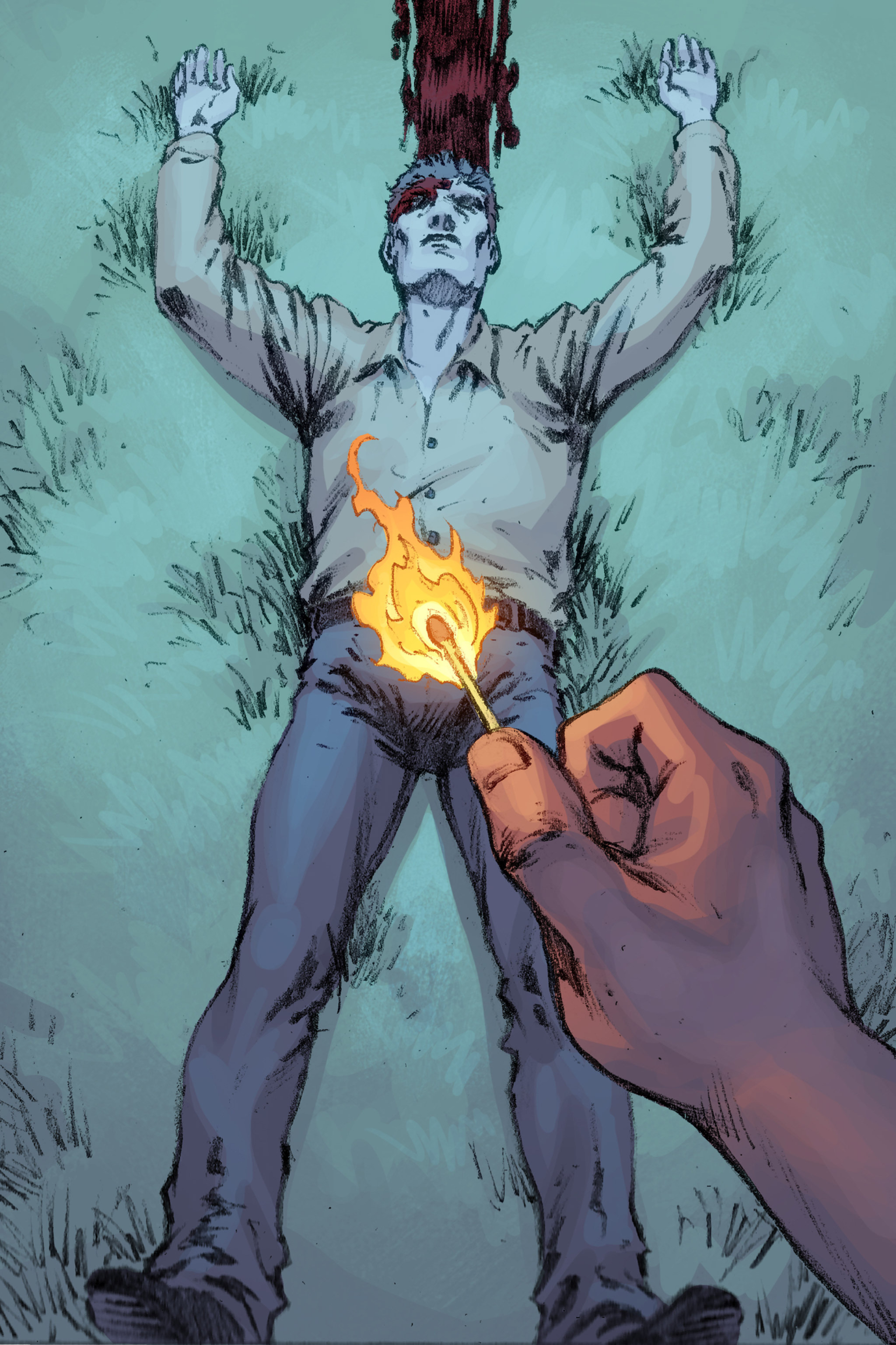 Read online Soul comic -  Issue #2 - 17