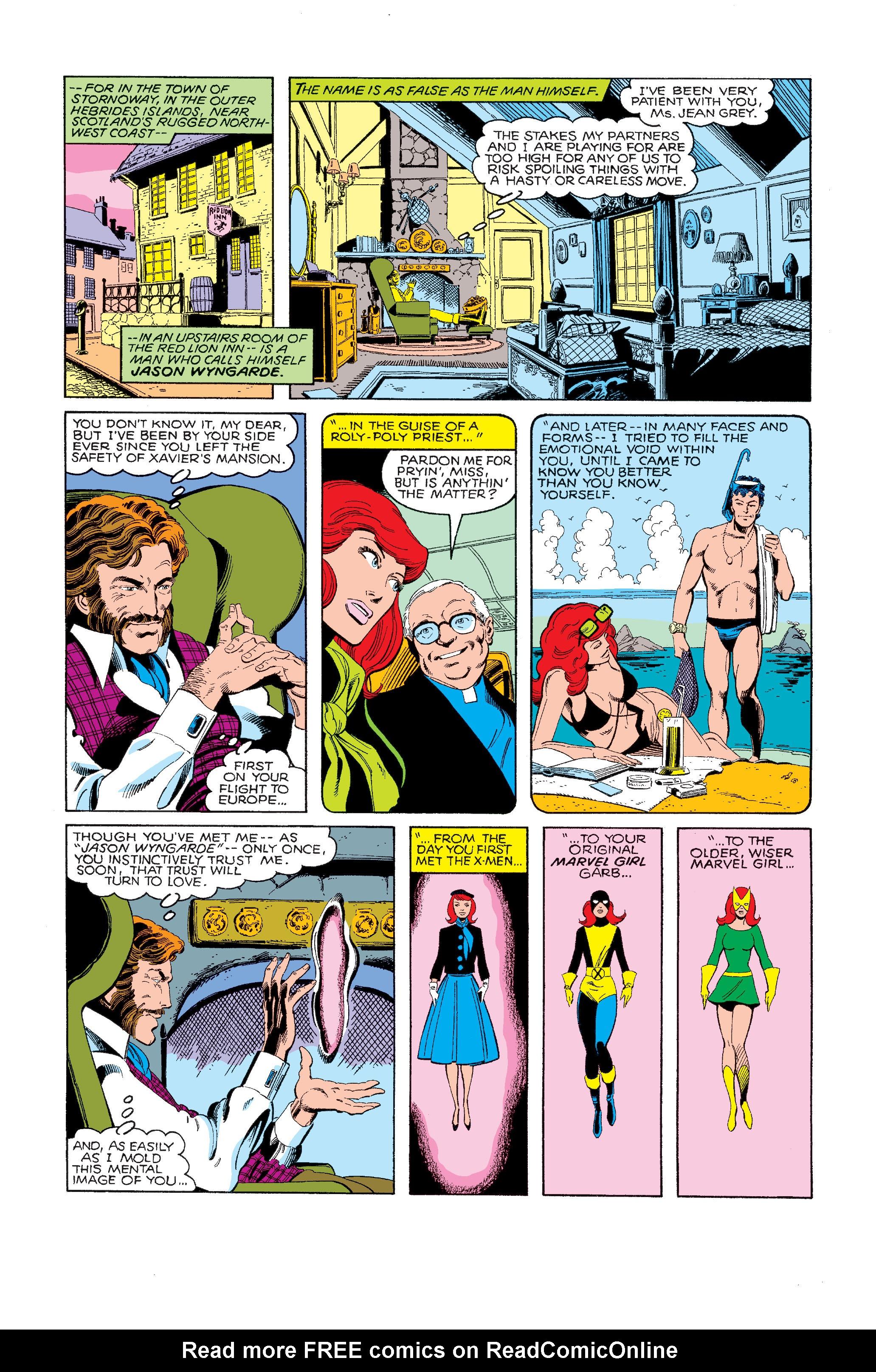 Uncanny X-Men (1963) 125 Page 8