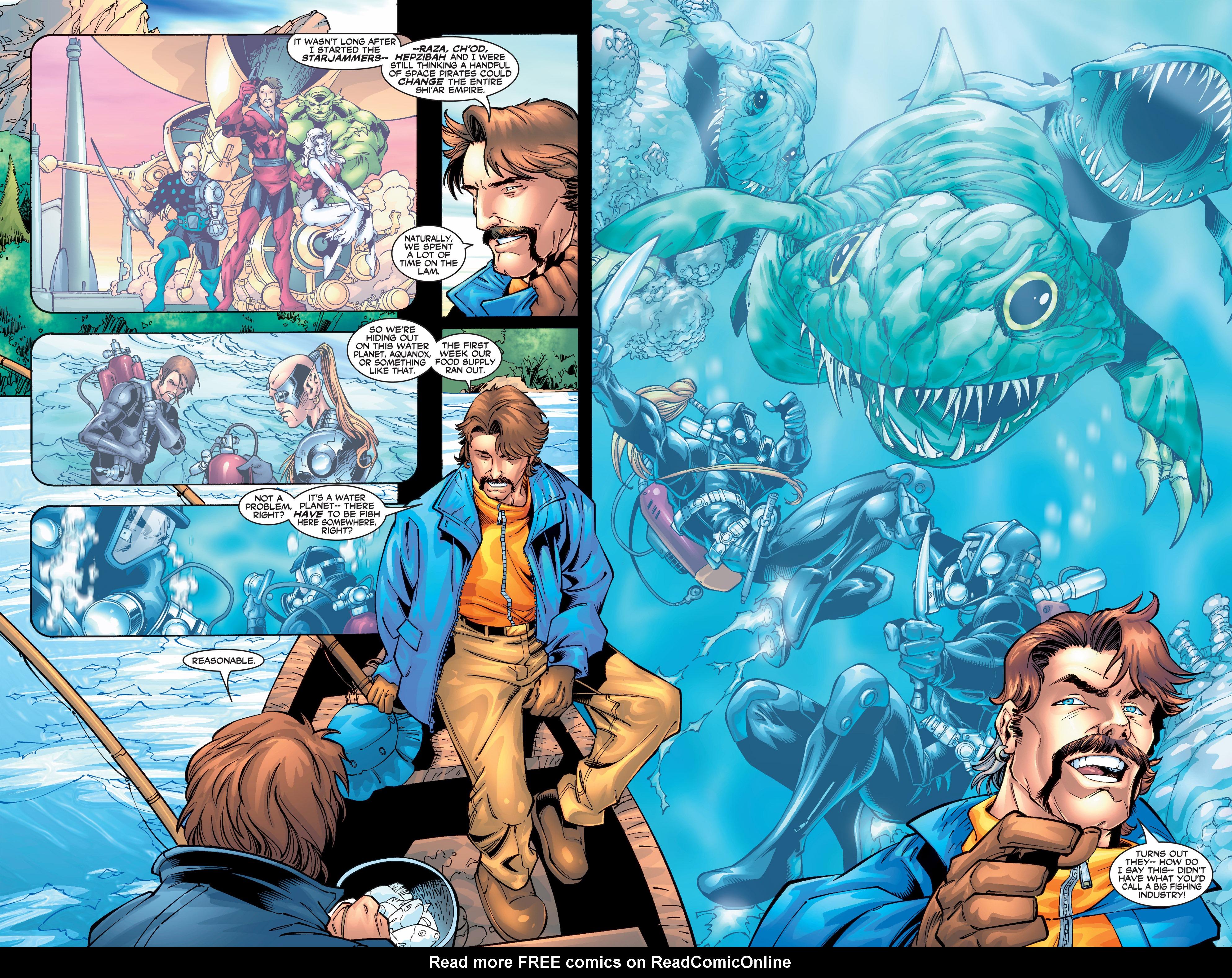 Read online Uncanny X-Men (1963) comic -  Issue #391 - 8