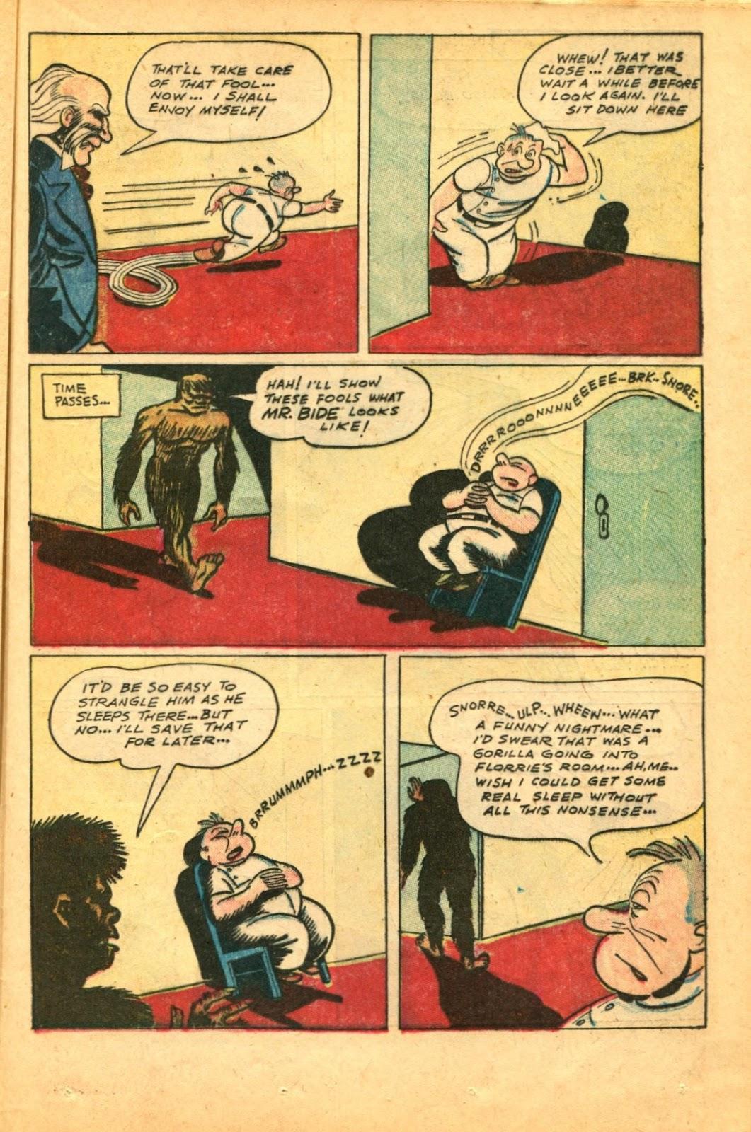 Read online Super-Magician Comics comic -  Issue #49 - 37