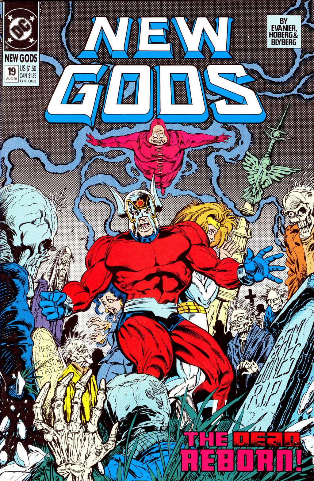 The New Gods (1989) 19 Page 1