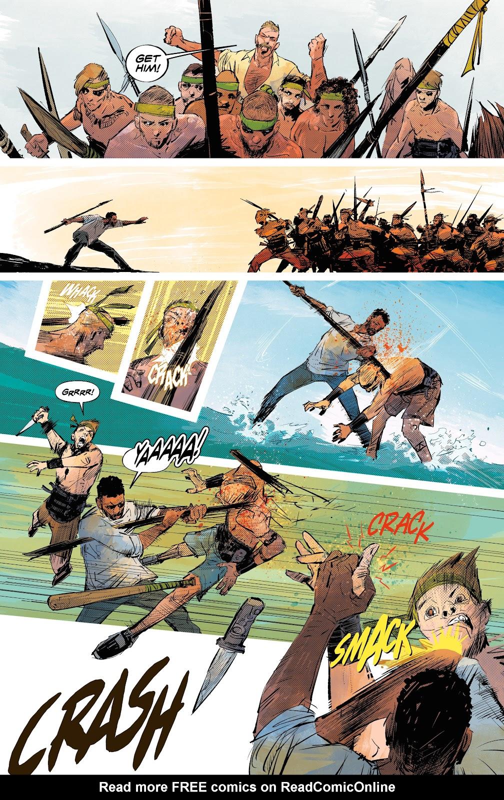 Read online Resonant comic -  Issue #3 - 21