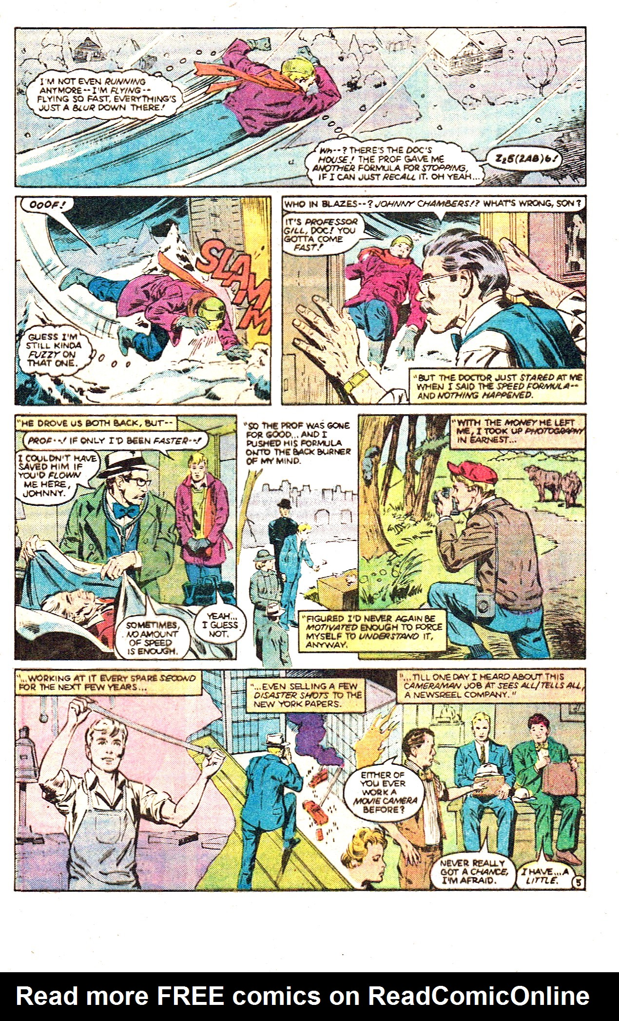 Read online All-Star Squadron comic -  Issue #65 - 9