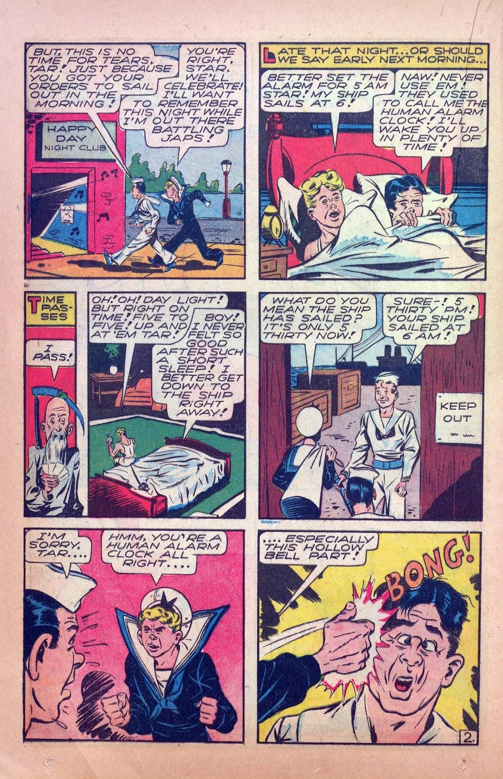 Read online Joker Comics comic -  Issue #17 - 28