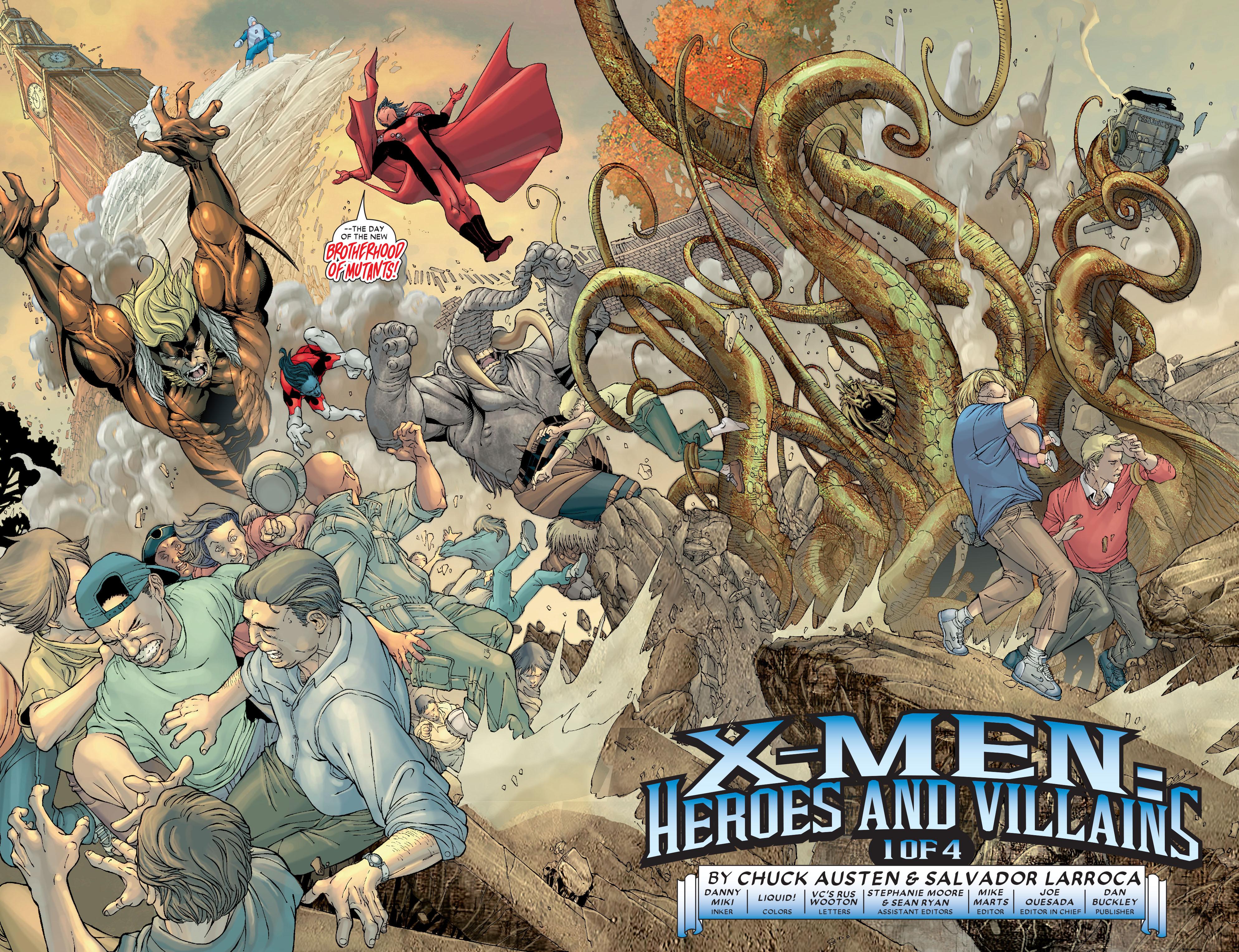 X-Men (1991) 161 Page 2