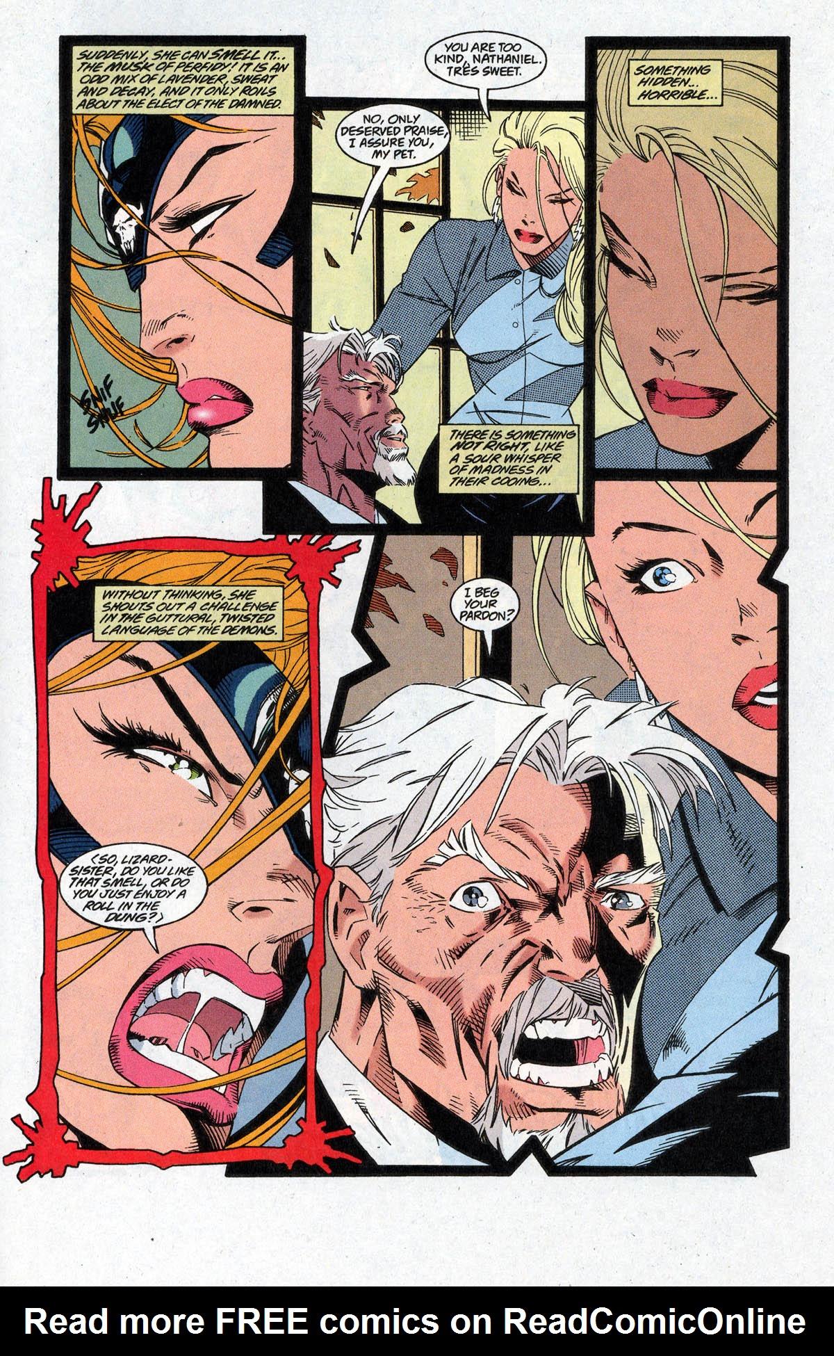 Read online Artemis: Requiem comic -  Issue #2 - 26