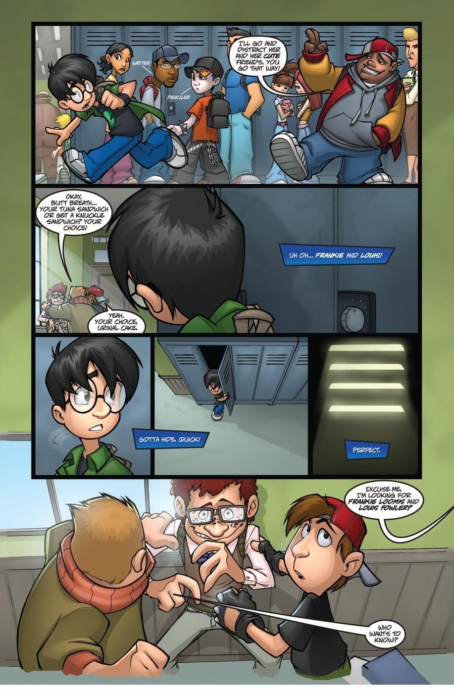 Read online Ralph Filmore comic -  Issue # Full - 15