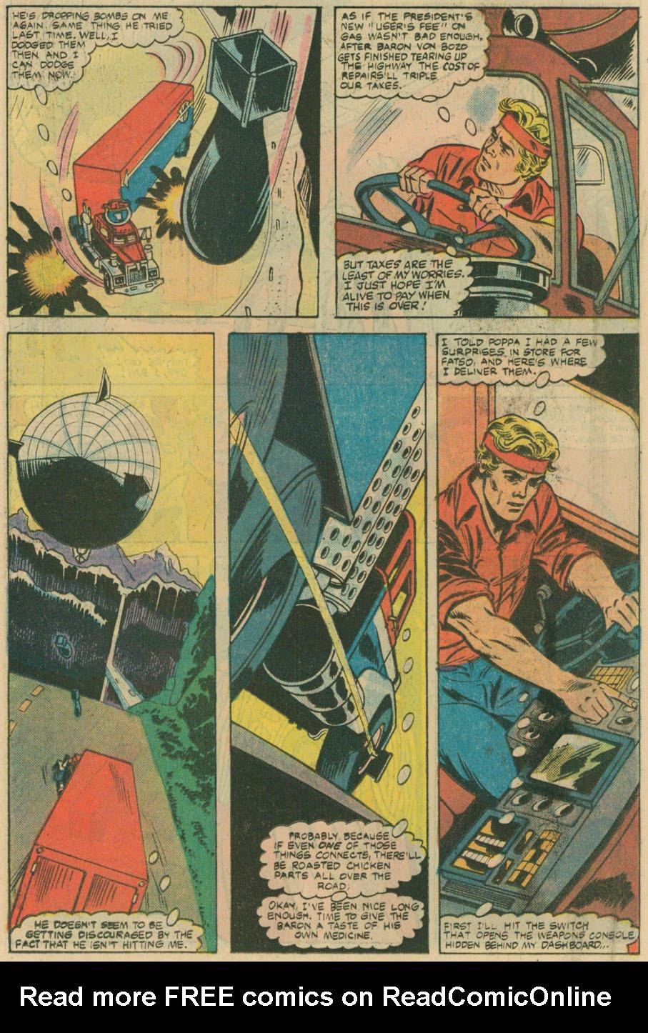 Read online U.S. 1 comic -  Issue #4 - 13