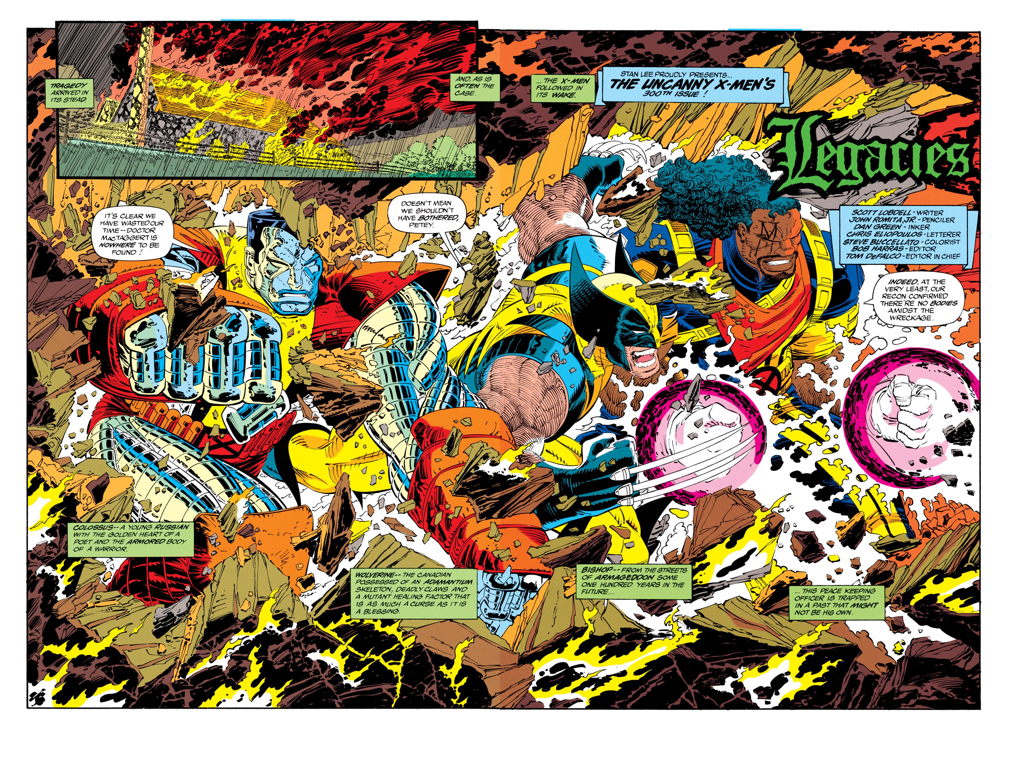 Read online Uncanny X-Men (1963) comic -  Issue #300 - 8