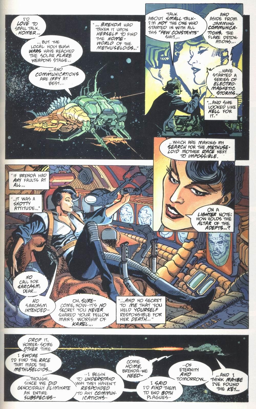 Read online Twilight comic -  Issue #3 - 14