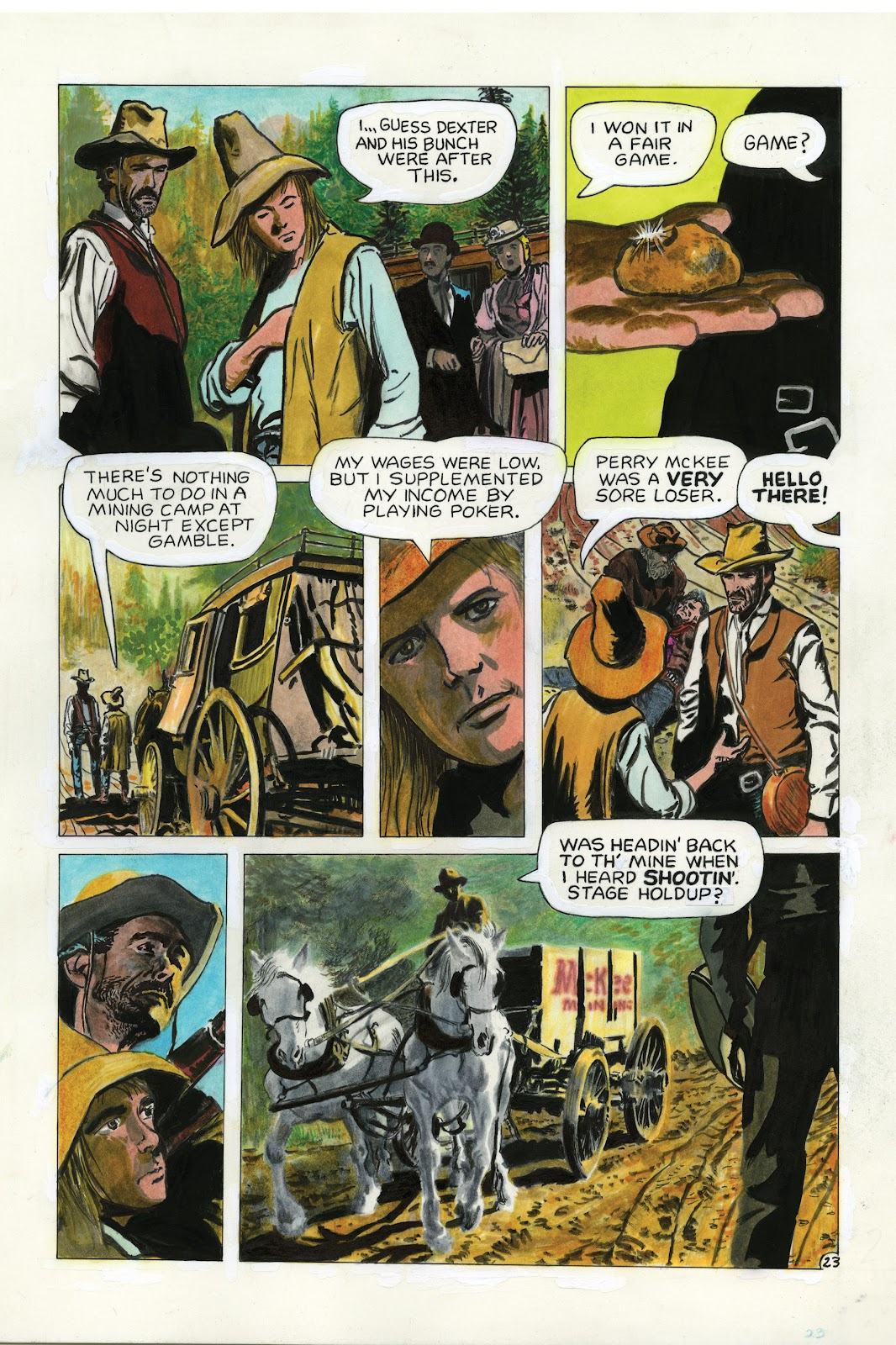 Read online Doug Wildey's Rio: The Complete Saga comic -  Issue # TPB (Part 2) - 58