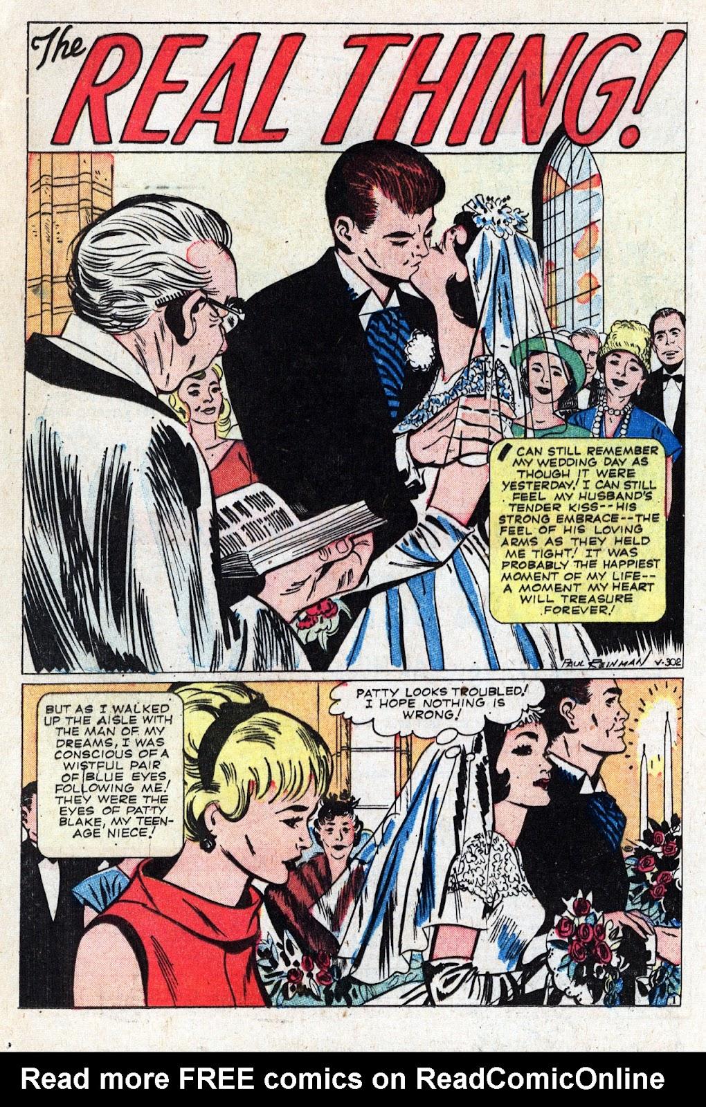 Love Romances (1949) issue 95 - Page 20