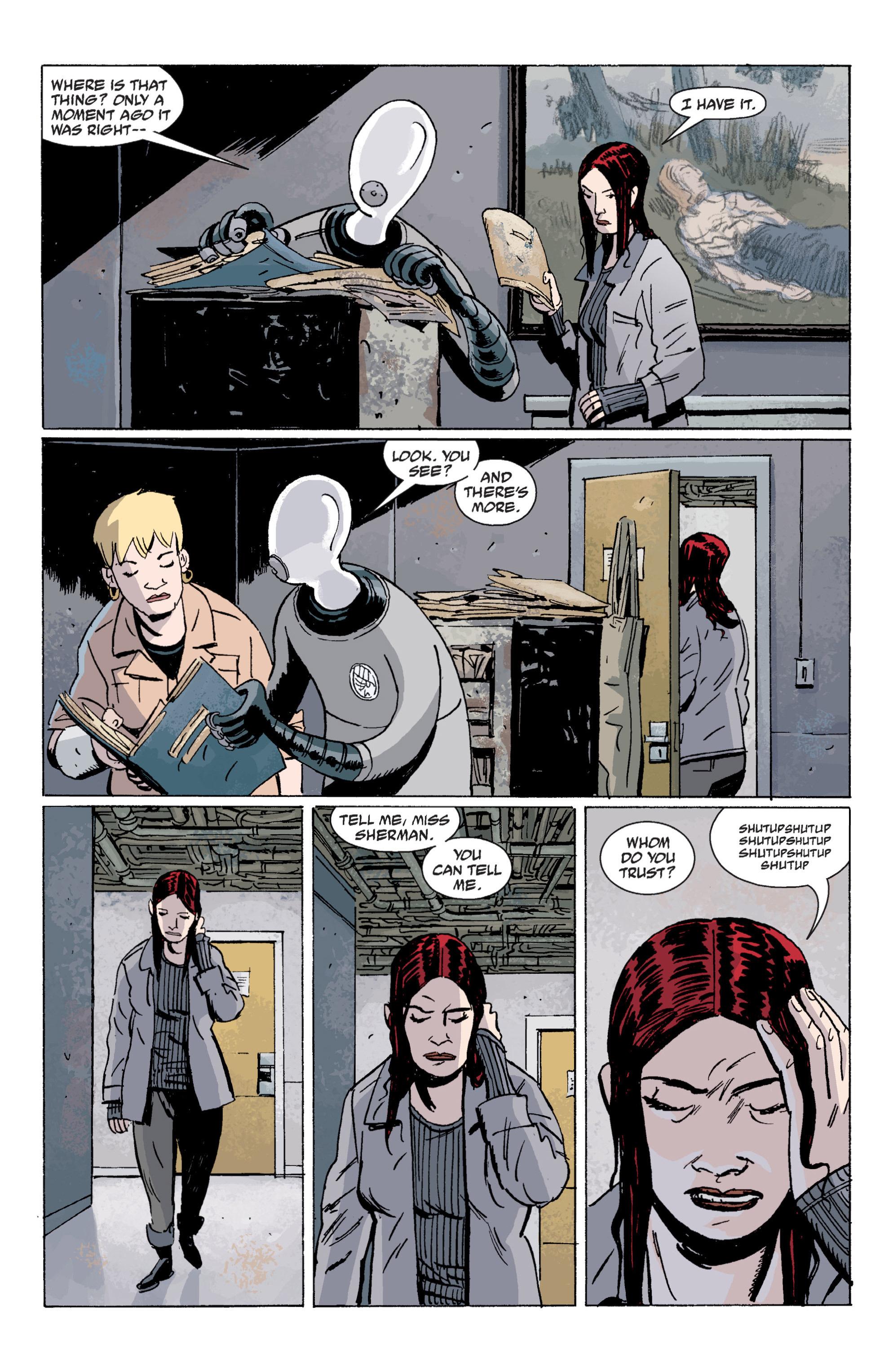 Read online B.P.R.D. (2003) comic -  Issue # TPB 7 - 75