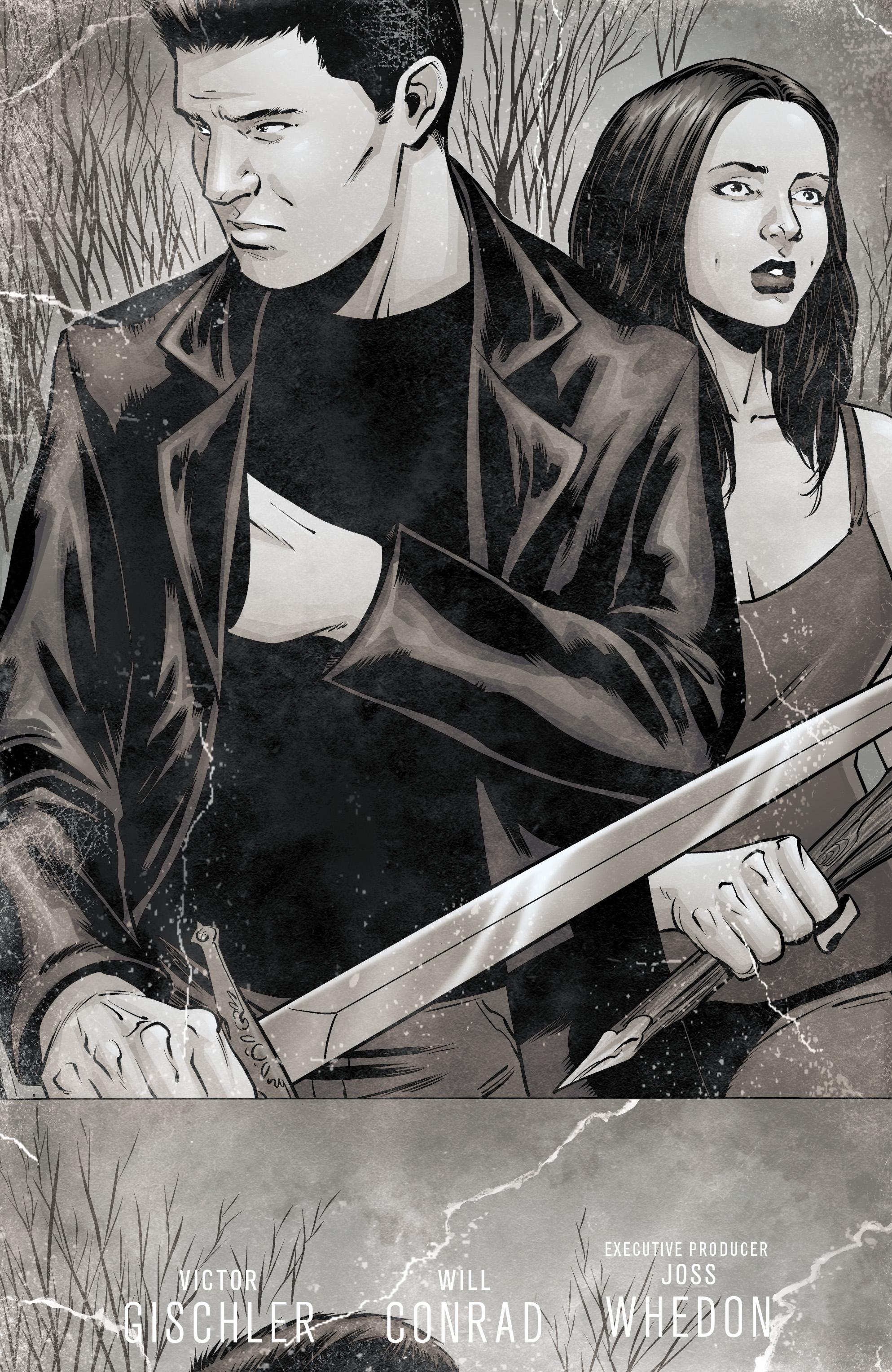 Read online Angel & Faith Season 10 comic -  Issue #24 - 2