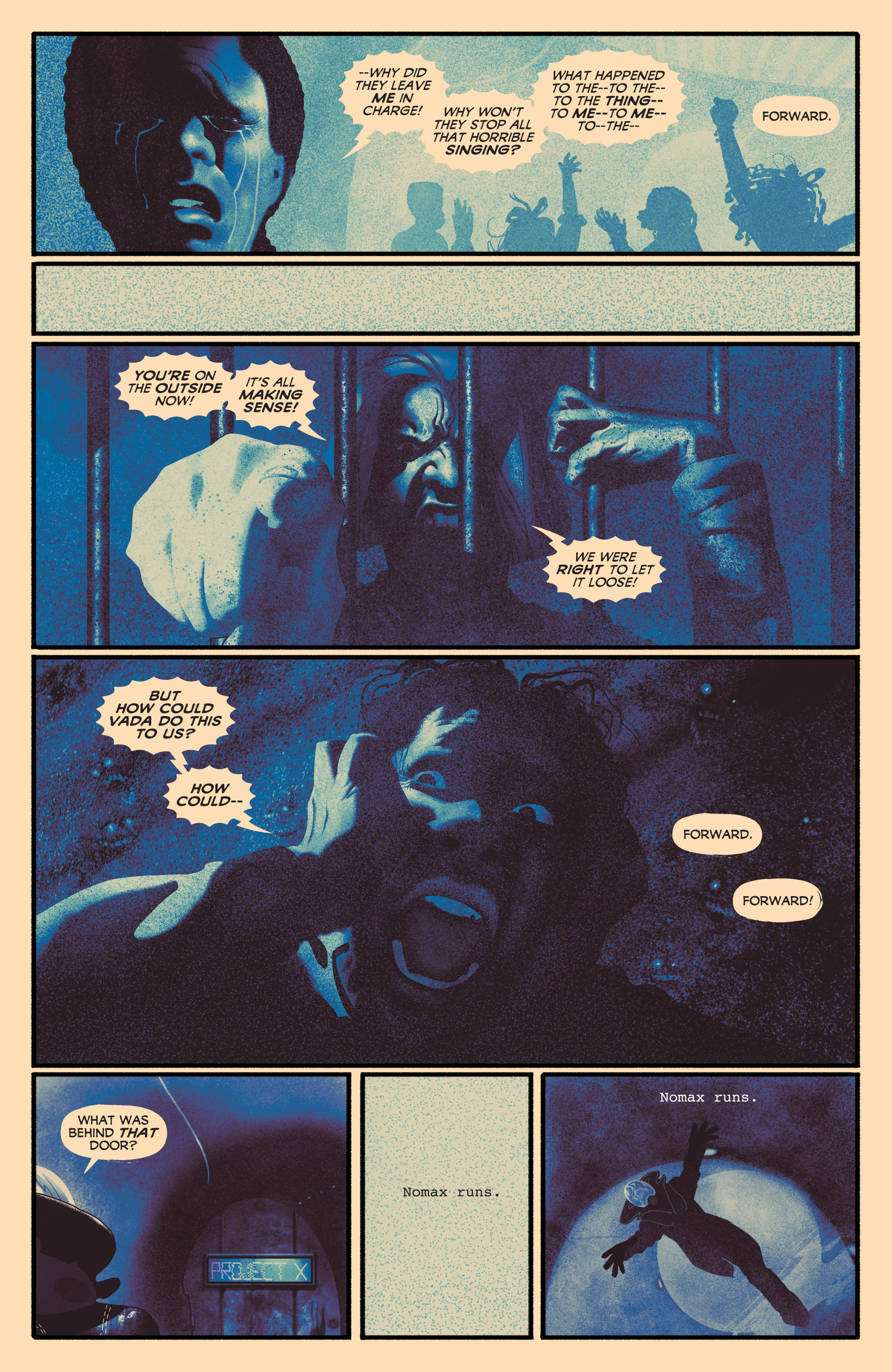 Read online Annihilator comic -  Issue #3 - 17