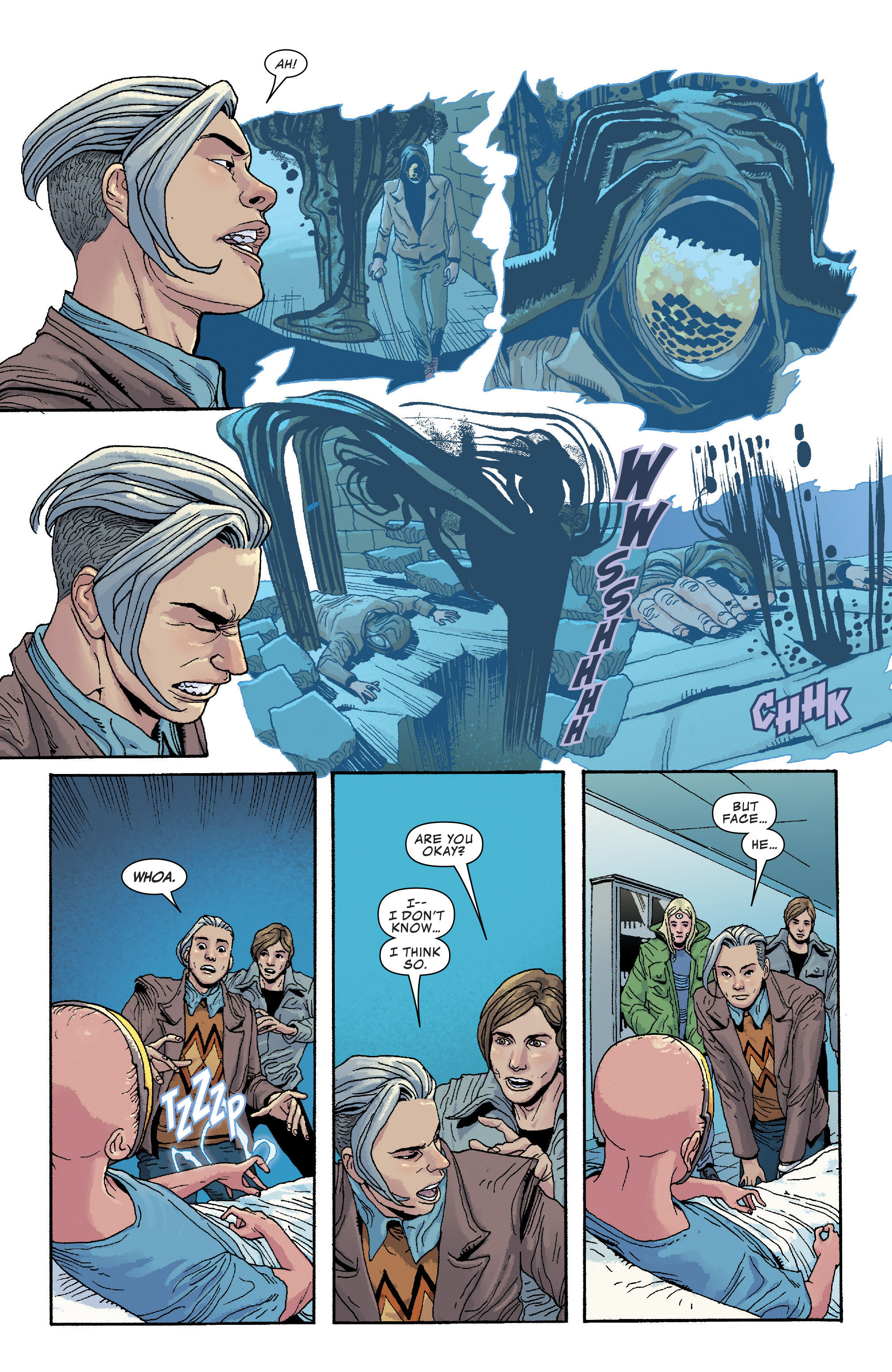 Read online Generation X (2017) comic -  Issue #3 - 19